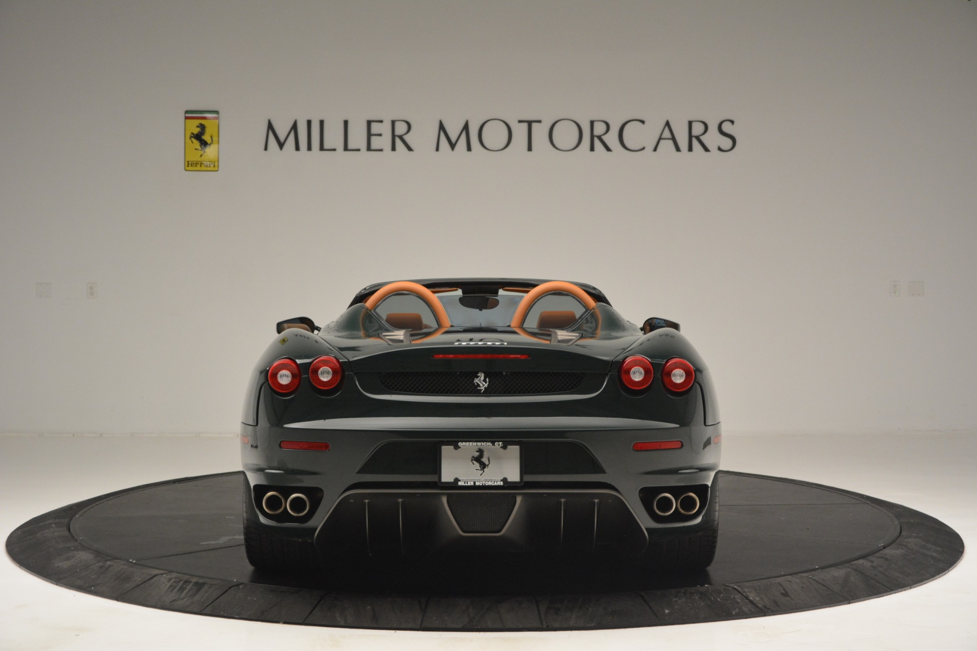 Used 2005 Ferrari F430 Spider For Sale In Greenwich, CT 2771_p6