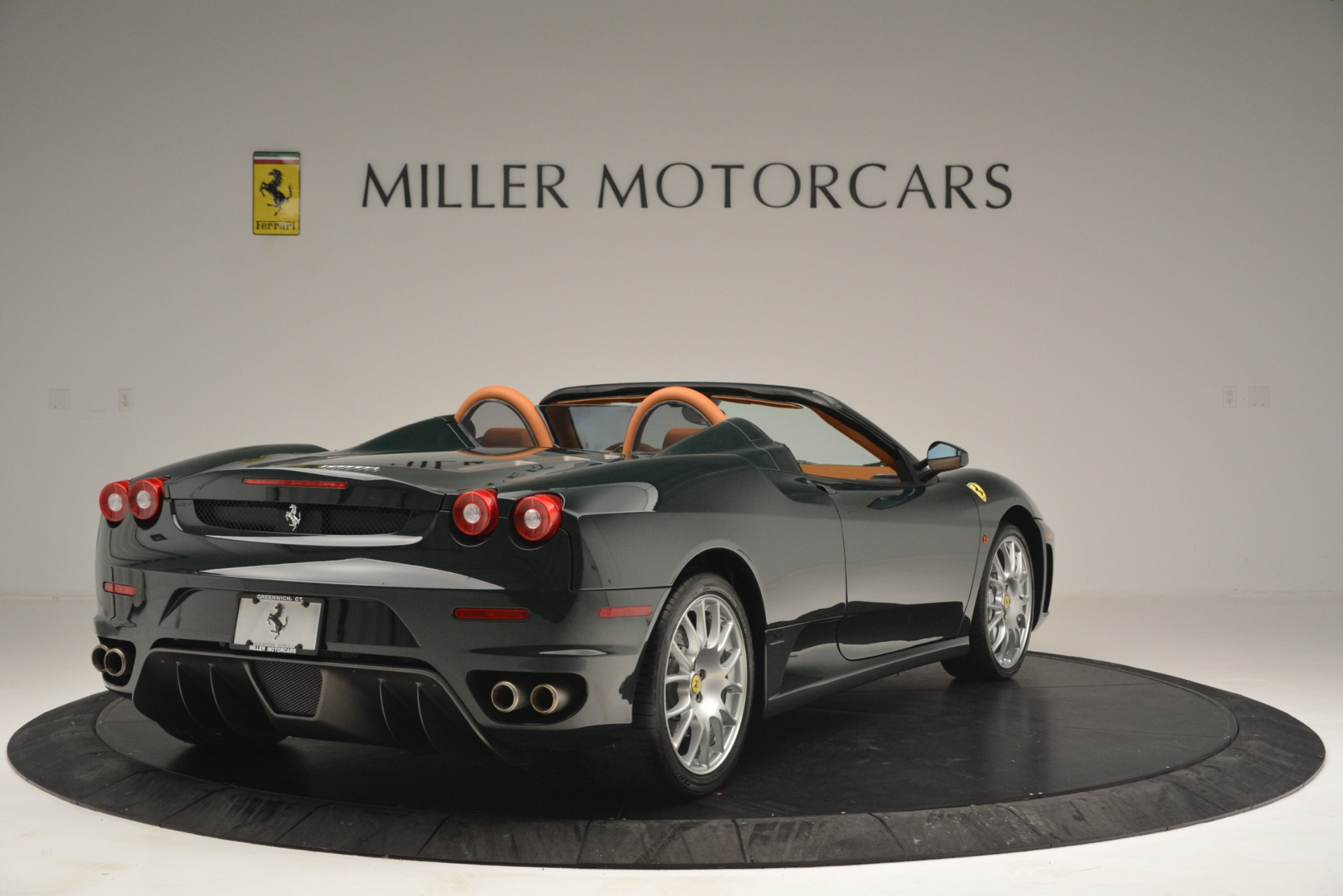 Used 2005 Ferrari F430 Spider For Sale In Greenwich, CT 2771_p7
