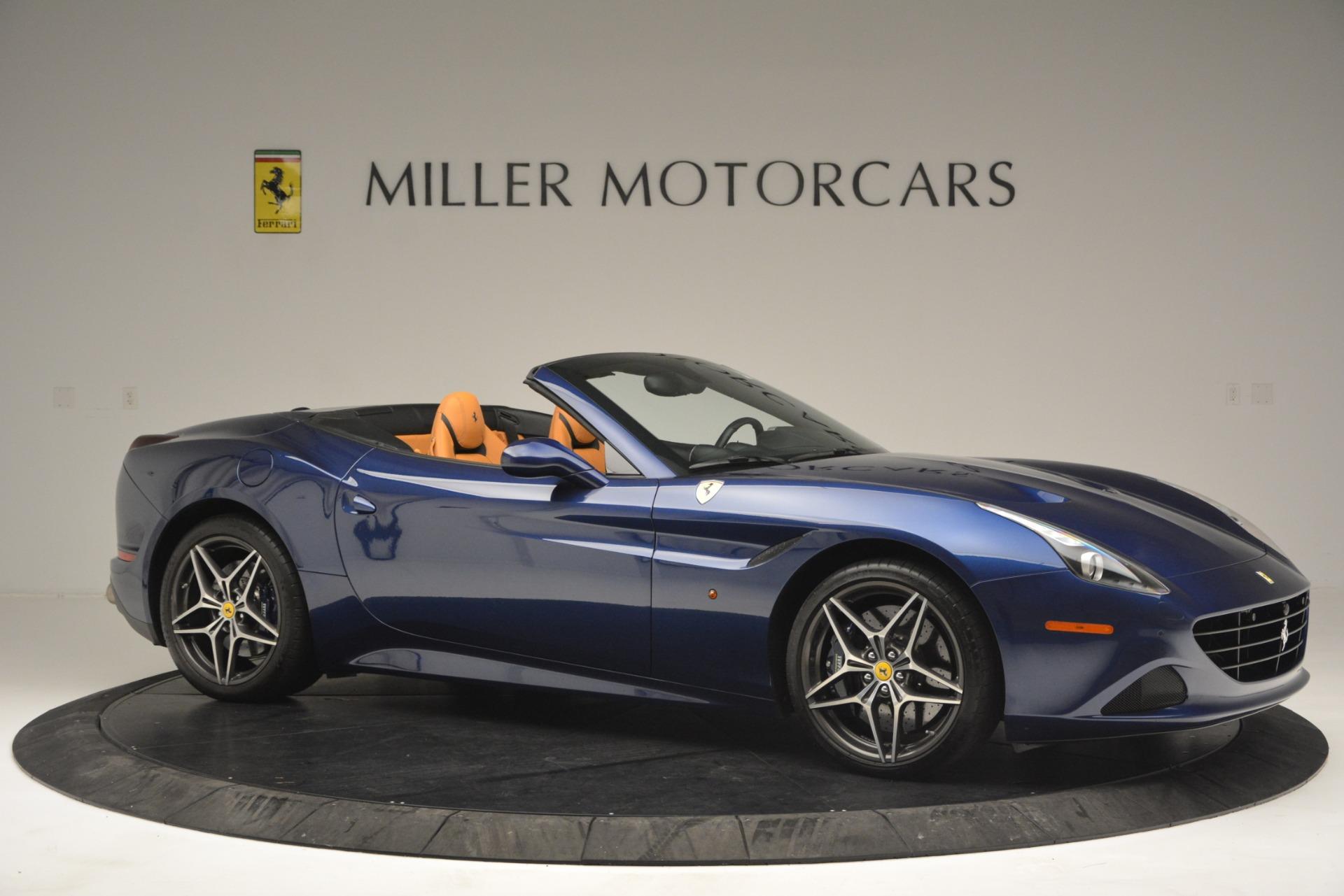 Used 2016 Ferrari California T  For Sale In Greenwich, CT 2773_p10