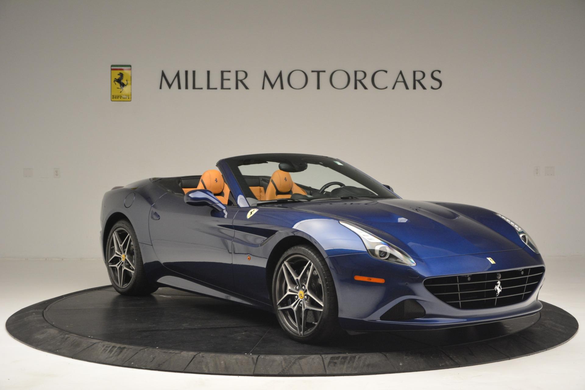 Used 2016 Ferrari California T  For Sale In Greenwich, CT 2773_p11