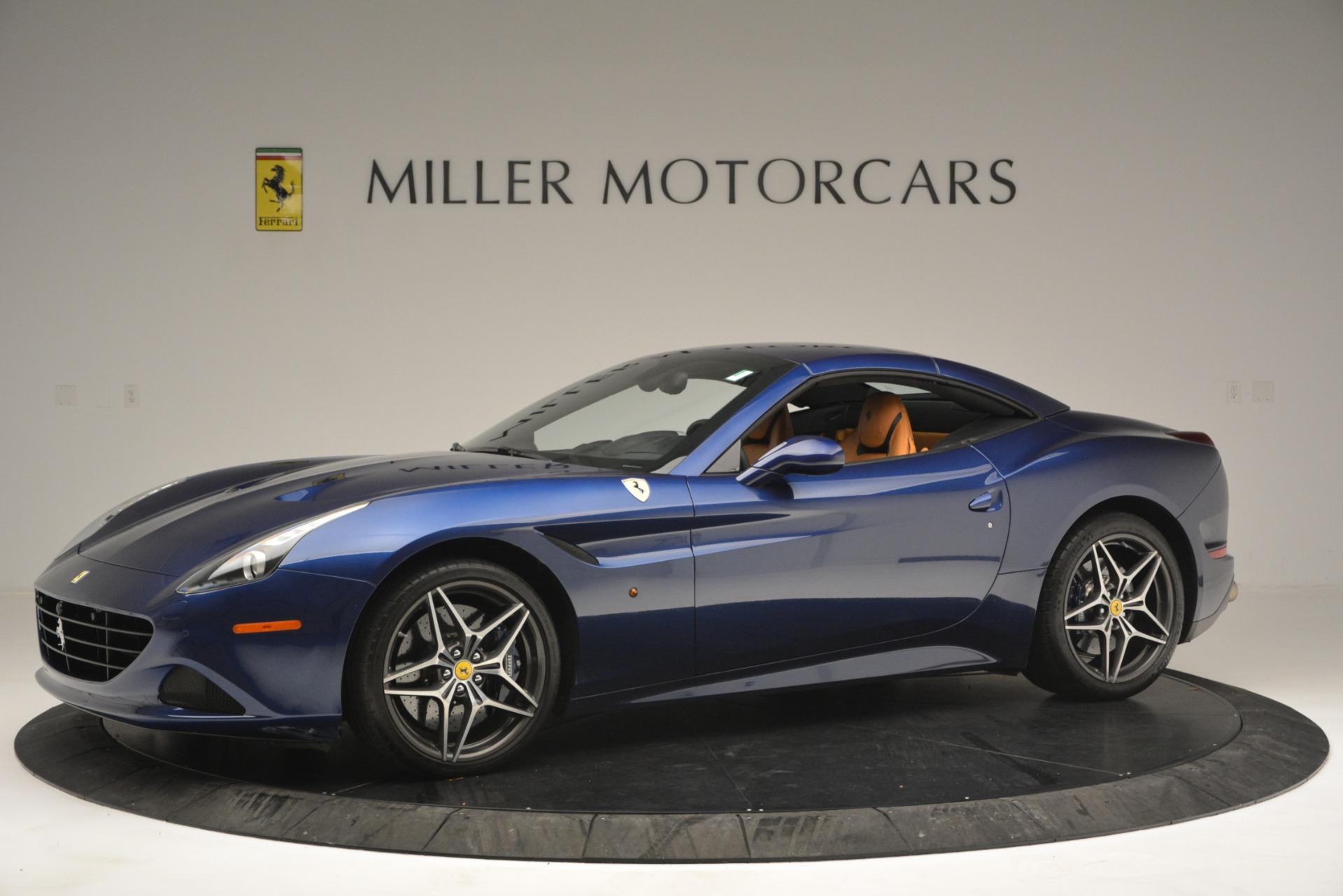 Used 2016 Ferrari California T  For Sale In Greenwich, CT 2773_p14