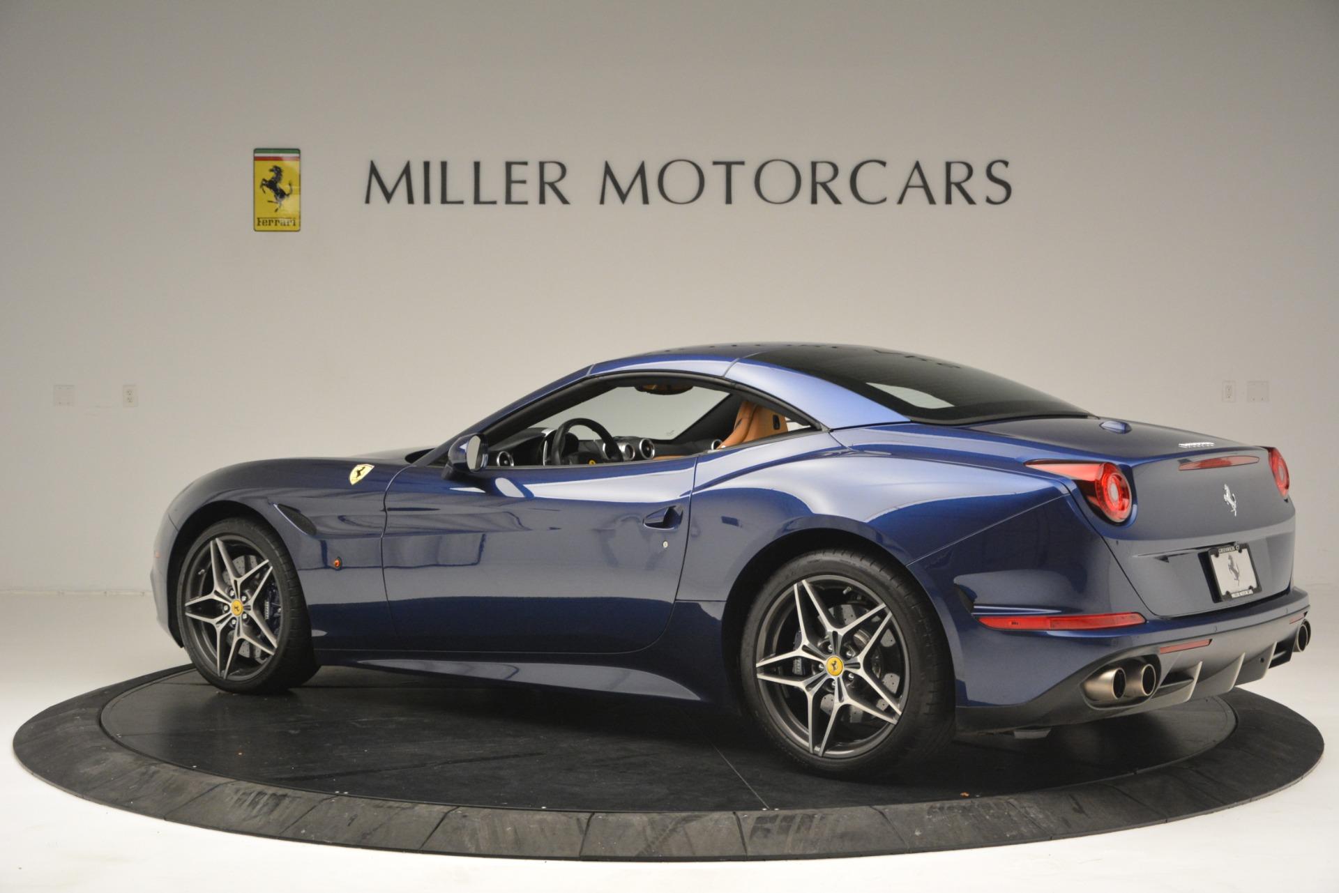 Used 2016 Ferrari California T  For Sale In Greenwich, CT 2773_p16