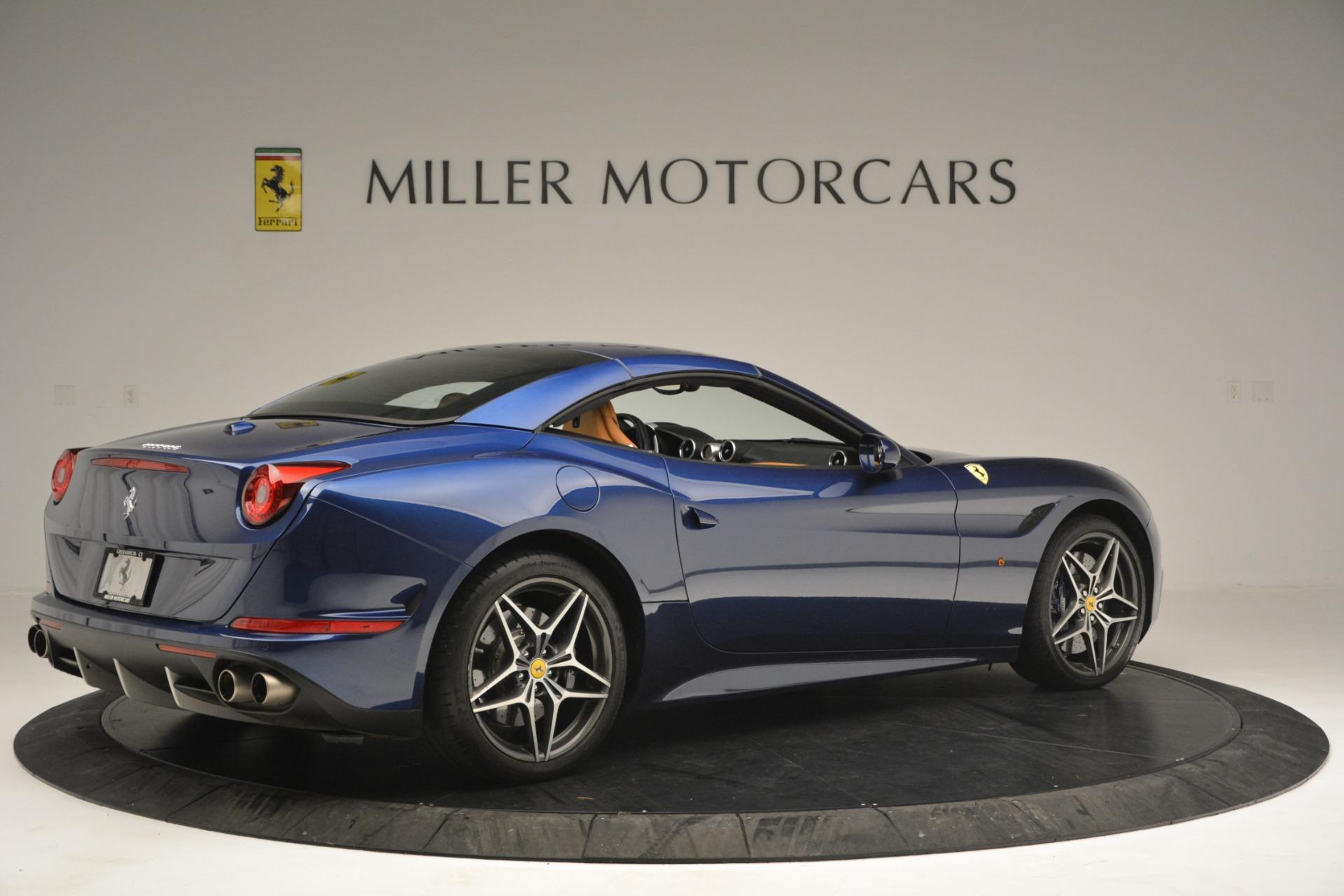 Used 2016 Ferrari California T  For Sale In Greenwich, CT 2773_p20