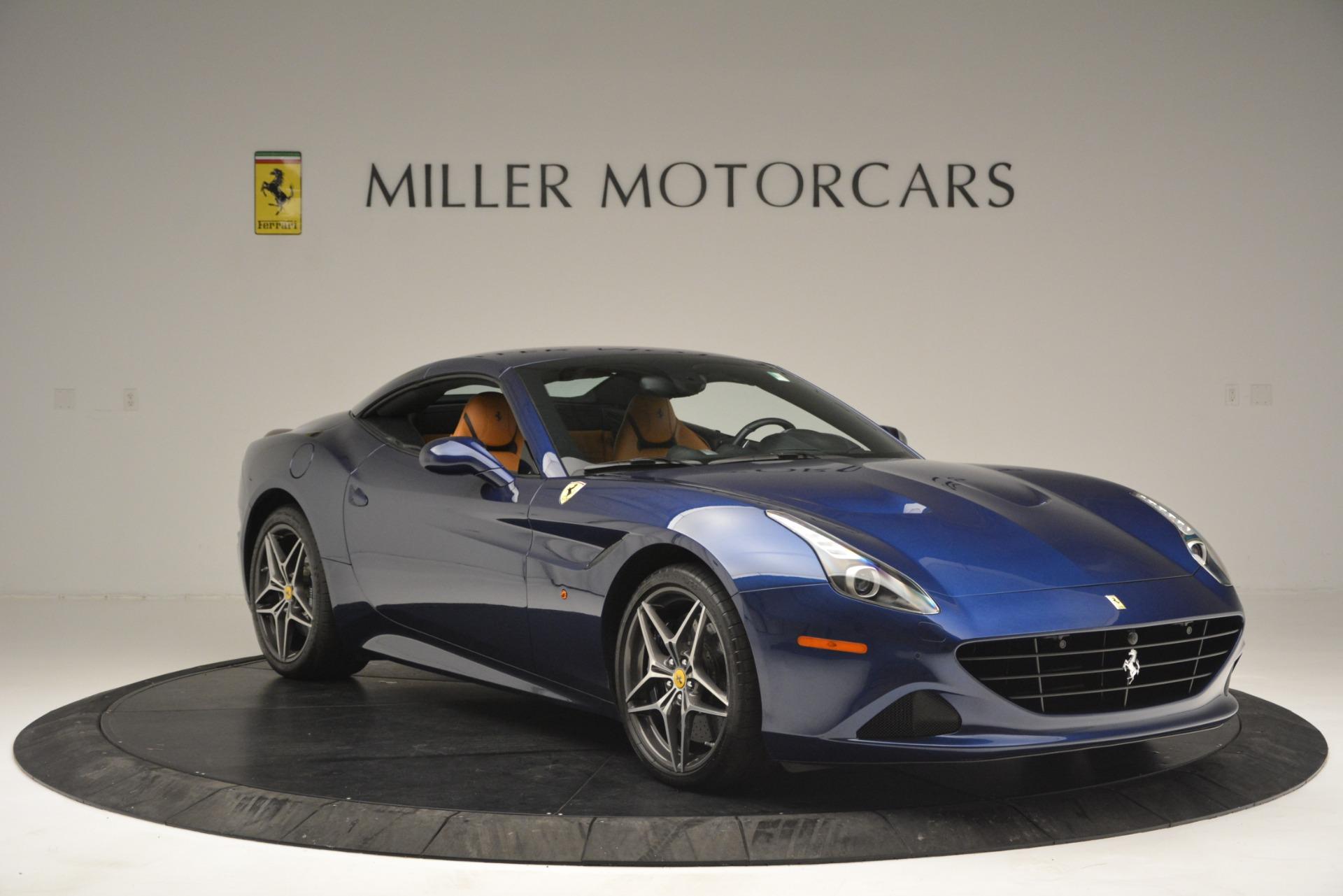 Used 2016 Ferrari California T  For Sale In Greenwich, CT 2773_p23