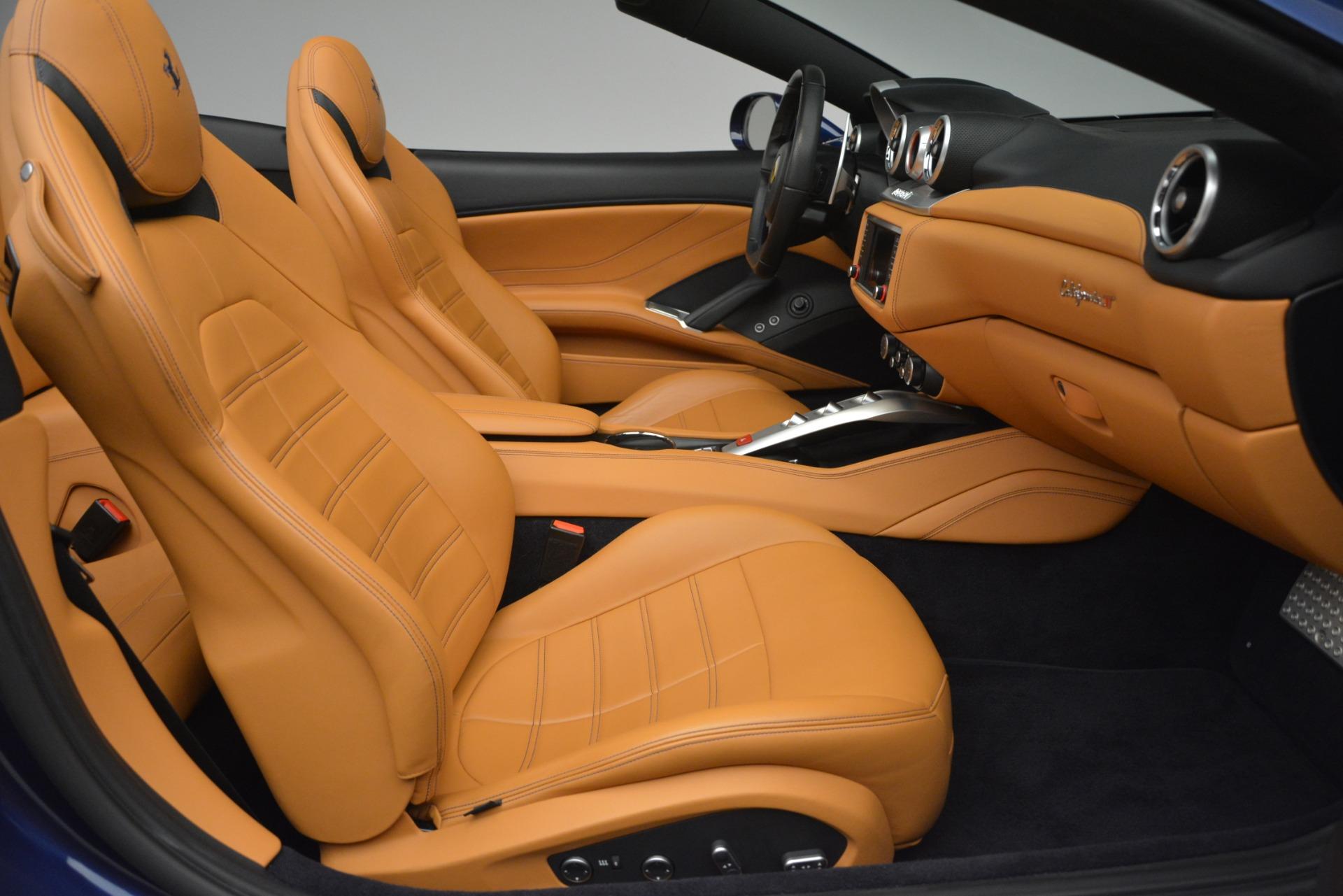 Used 2016 Ferrari California T  For Sale In Greenwich, CT 2773_p31