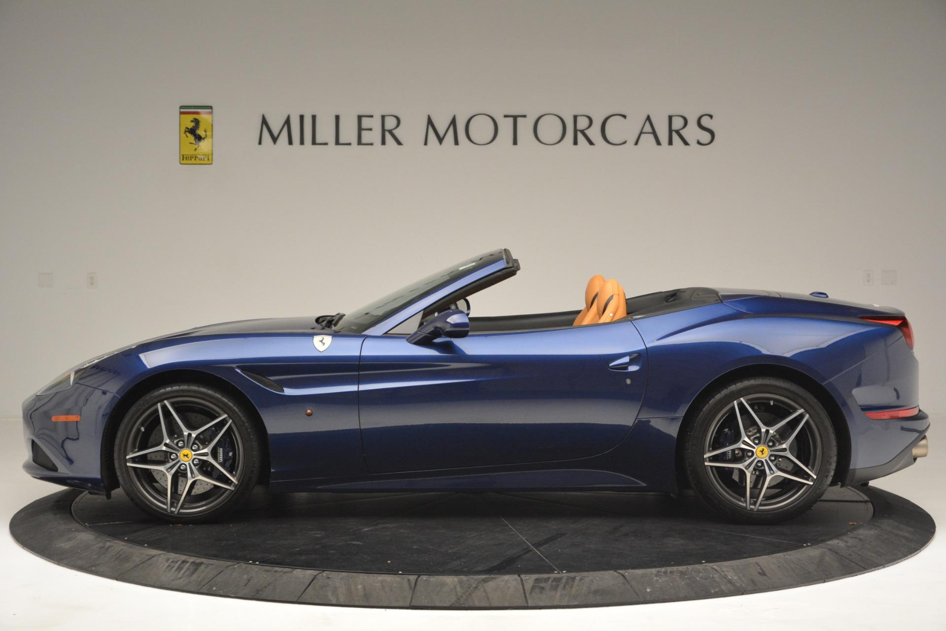 Used 2016 Ferrari California T  For Sale In Greenwich, CT 2773_p3