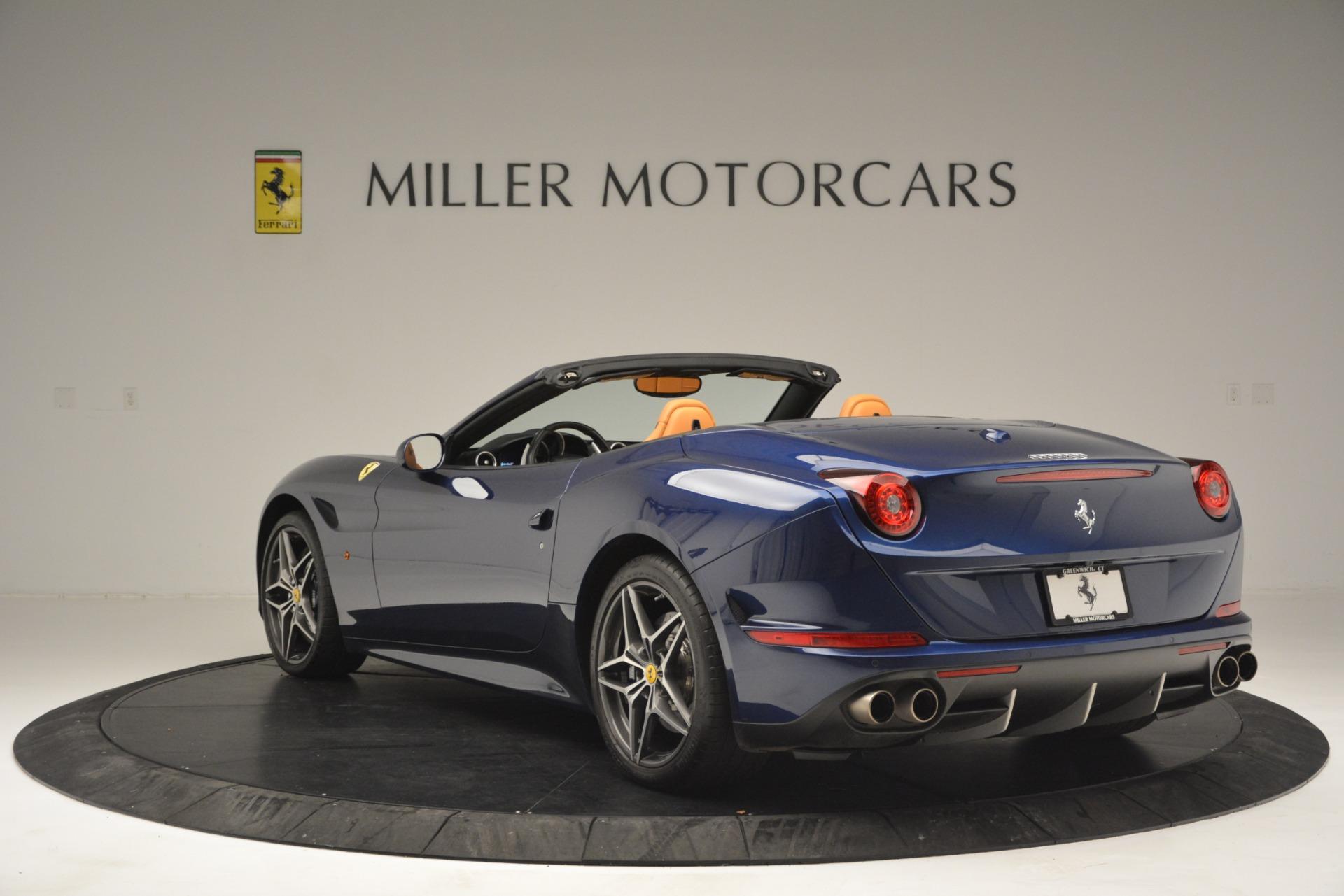 Used 2016 Ferrari California T  For Sale In Greenwich, CT 2773_p5