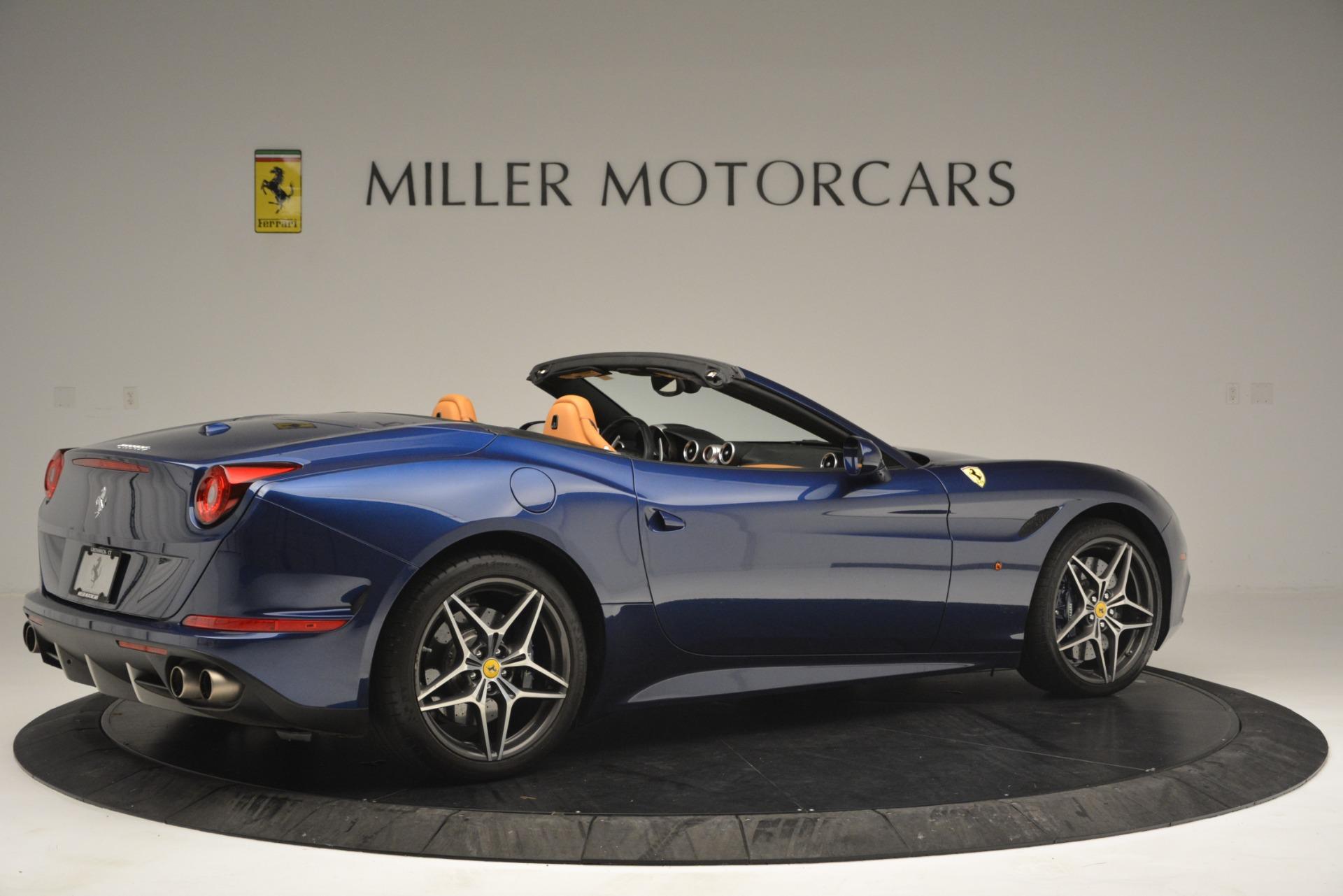 Used 2016 Ferrari California T  For Sale In Greenwich, CT 2773_p8