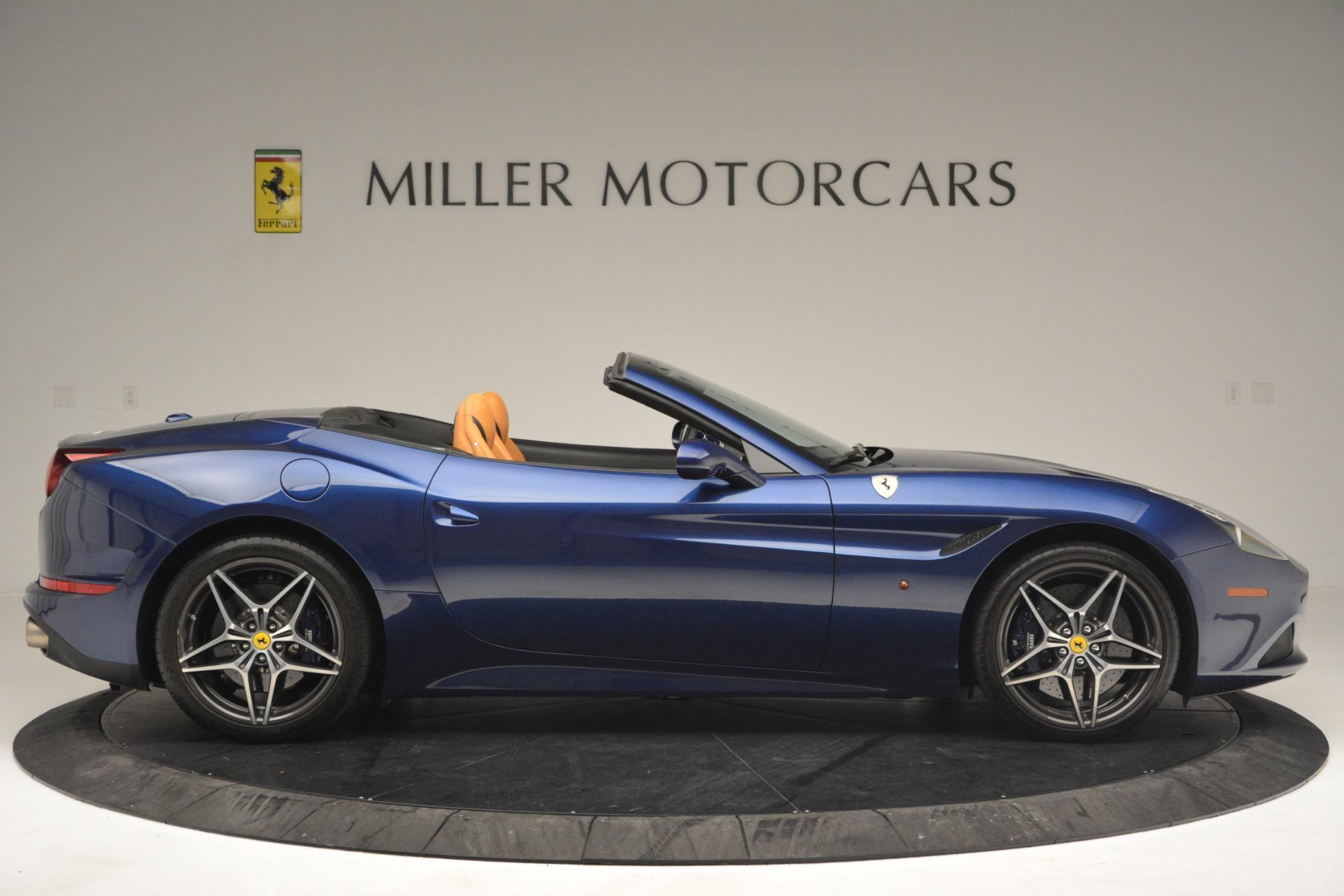 Used 2016 Ferrari California T  For Sale In Greenwich, CT 2773_p9
