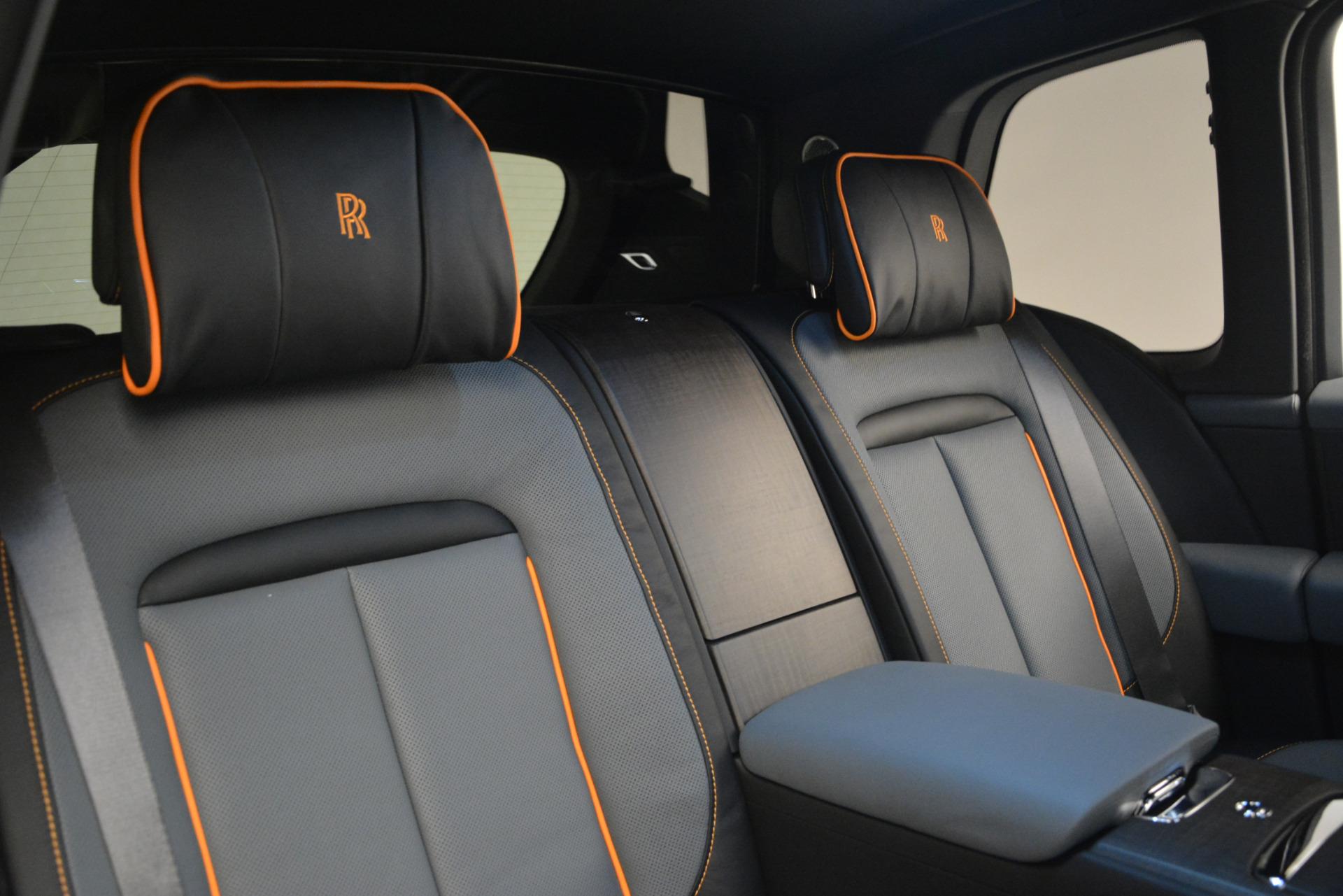 New 2019 Rolls-Royce Cullinan  For Sale In Greenwich, CT 2774_p34