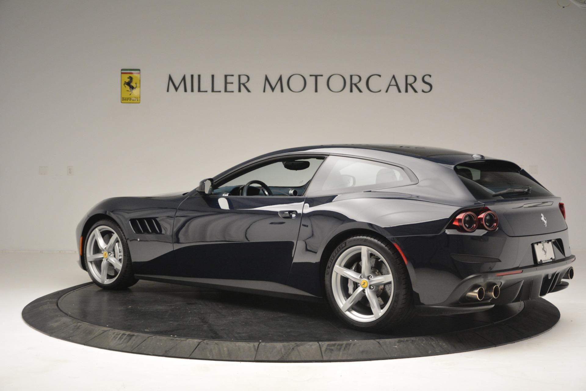 Used 2018 Ferrari GTC4Lusso  For Sale In Greenwich, CT 2777_p4