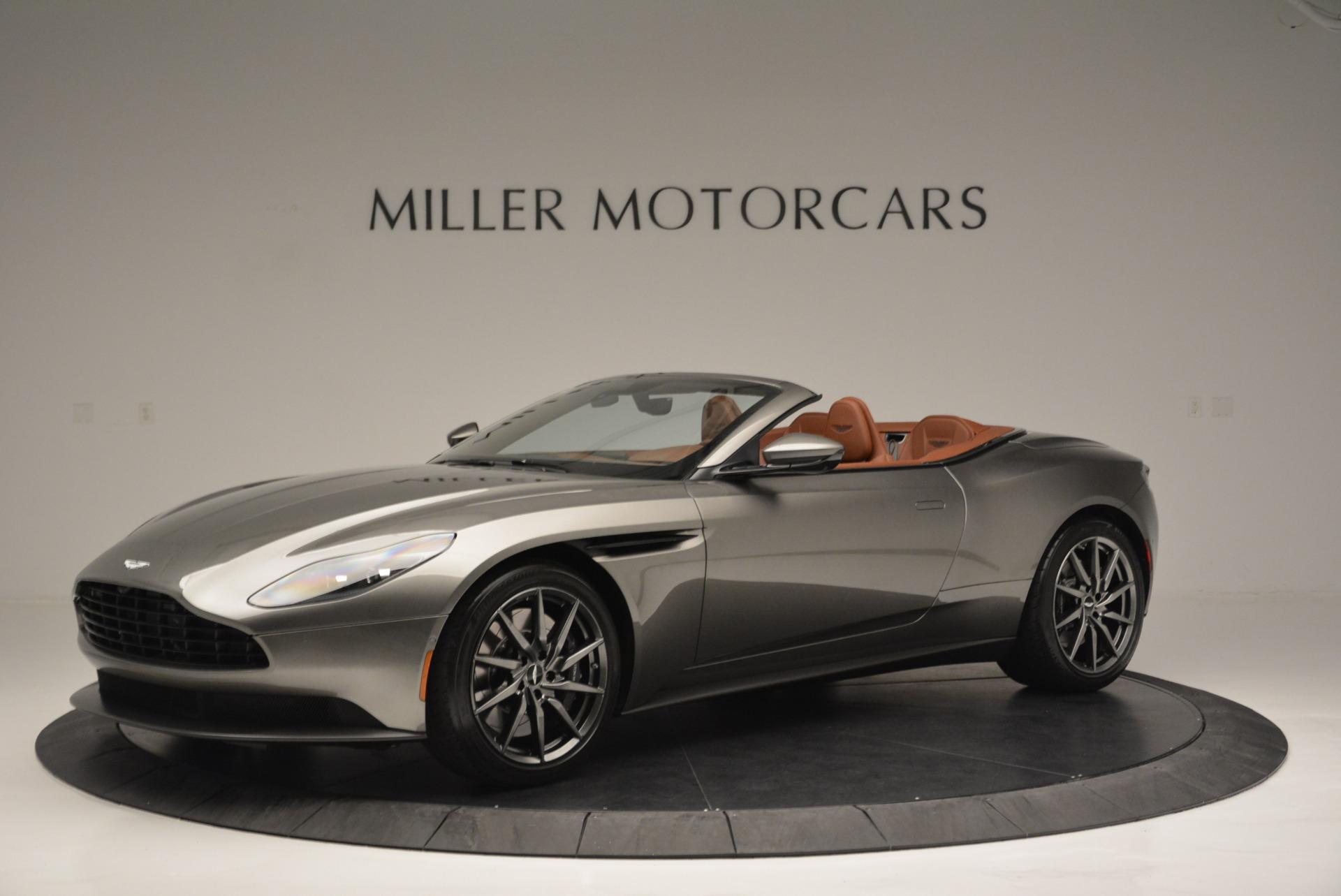 Used 2019 Aston Martin DB11 V8 Convertible For Sale In Greenwich, CT 2779_main
