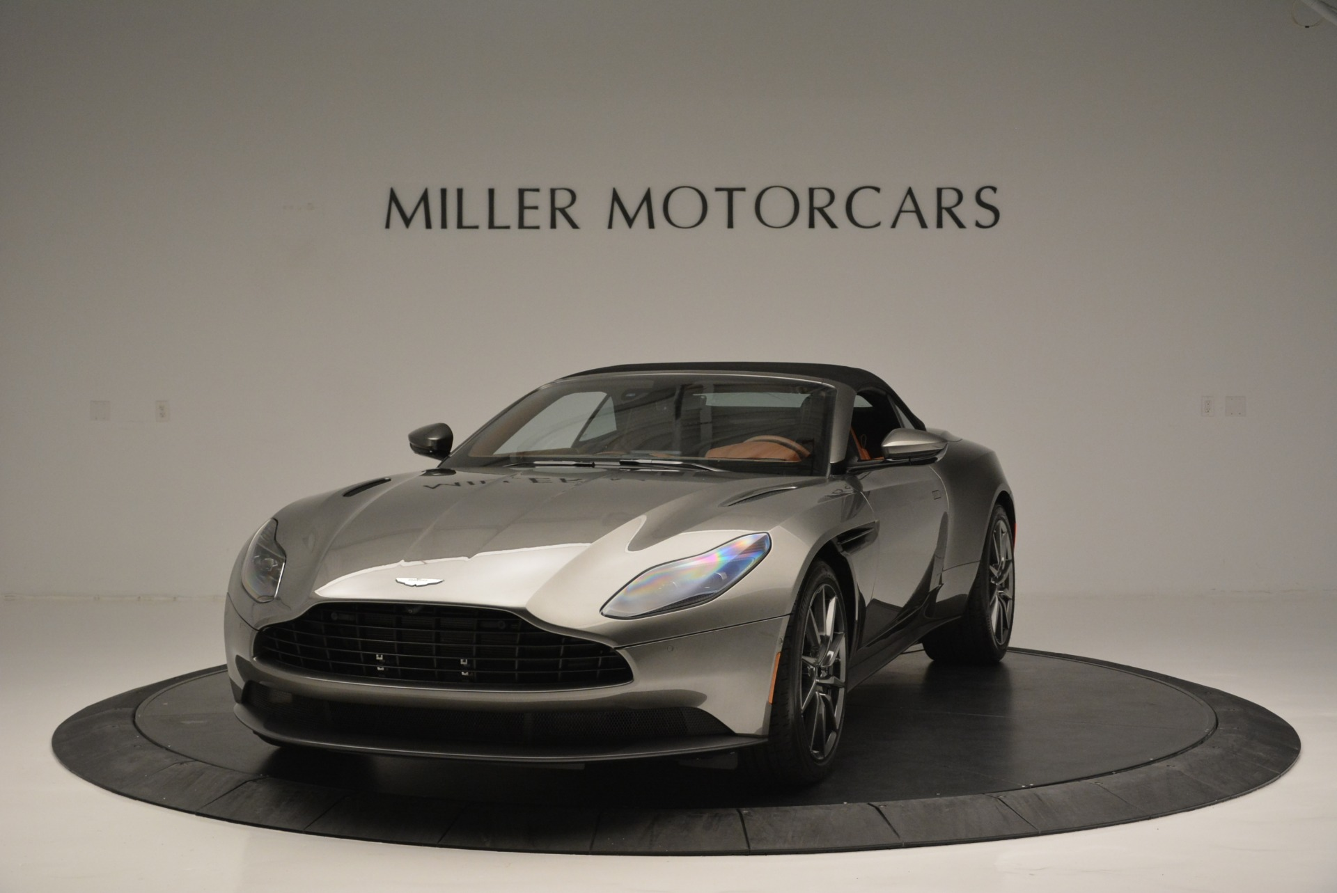 Used 2019 Aston Martin DB11 V8 Convertible For Sale In Greenwich, CT 2779_p13