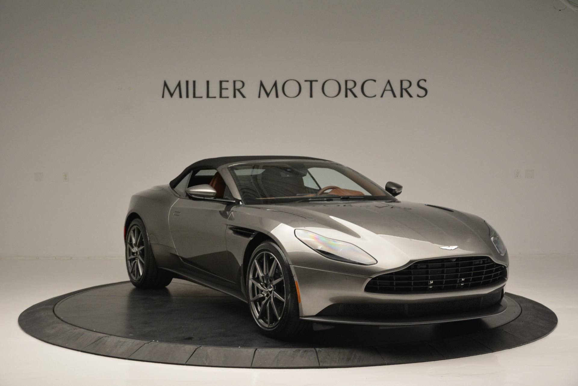 Used 2019 Aston Martin DB11 V8 Convertible For Sale In Greenwich, CT 2779_p18