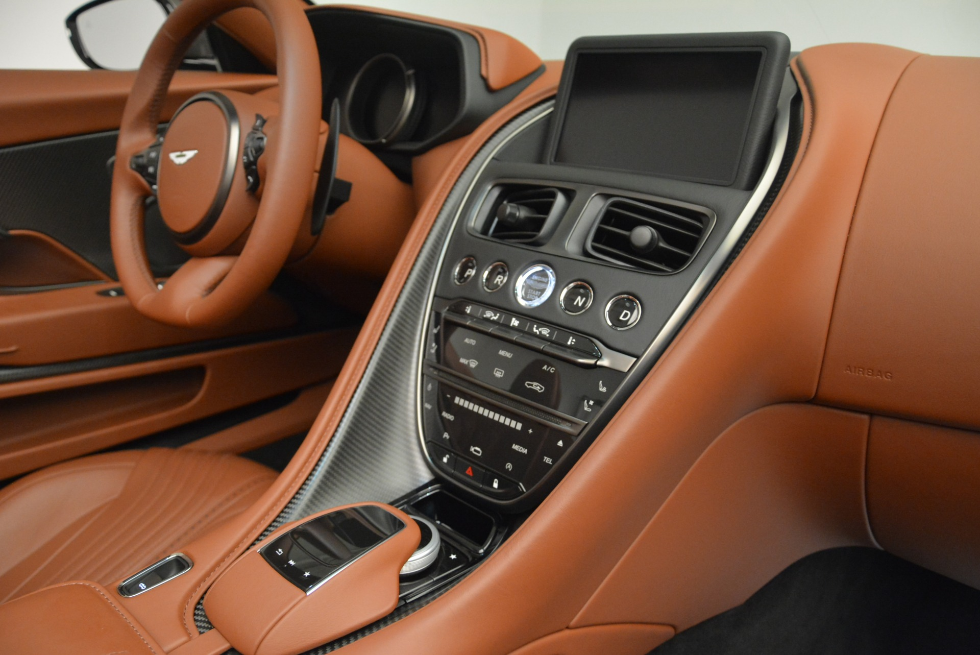 Used 2019 Aston Martin DB11 V8 Convertible For Sale In Greenwich, CT 2779_p24