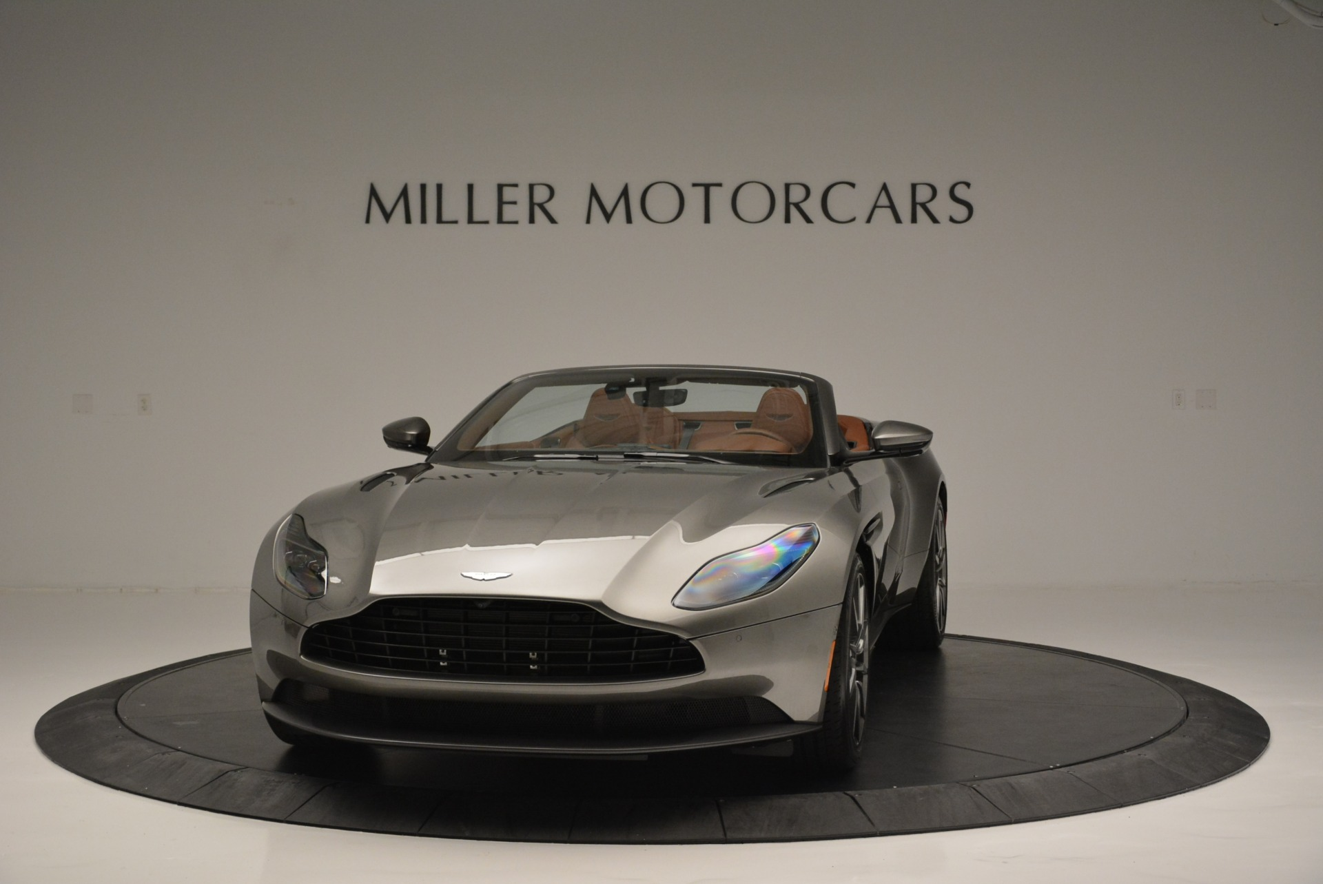 Used 2019 Aston Martin DB11 V8 Convertible For Sale In Greenwich, CT 2779_p2