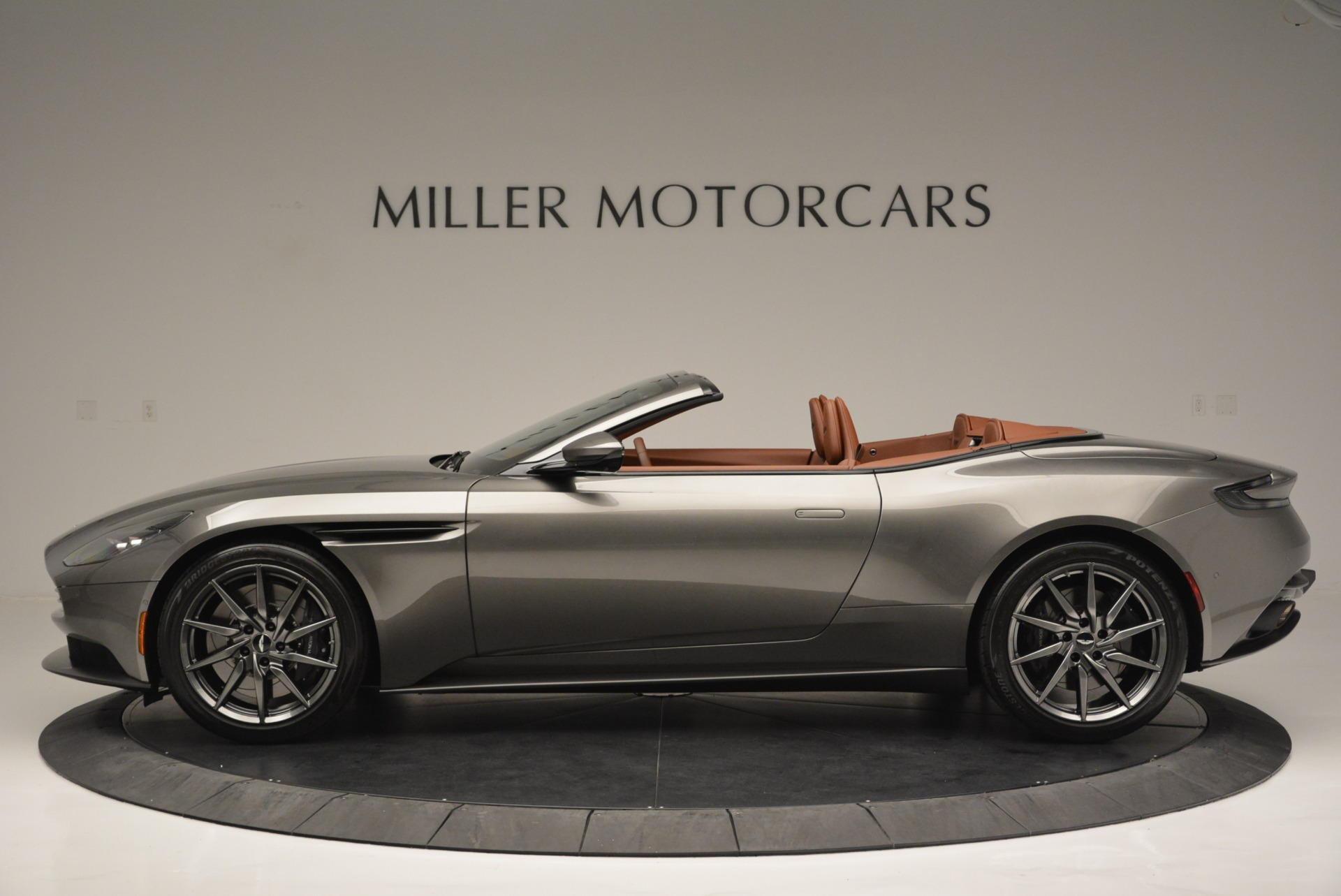 Used 2019 Aston Martin DB11 V8 Convertible For Sale In Greenwich, CT 2779_p3