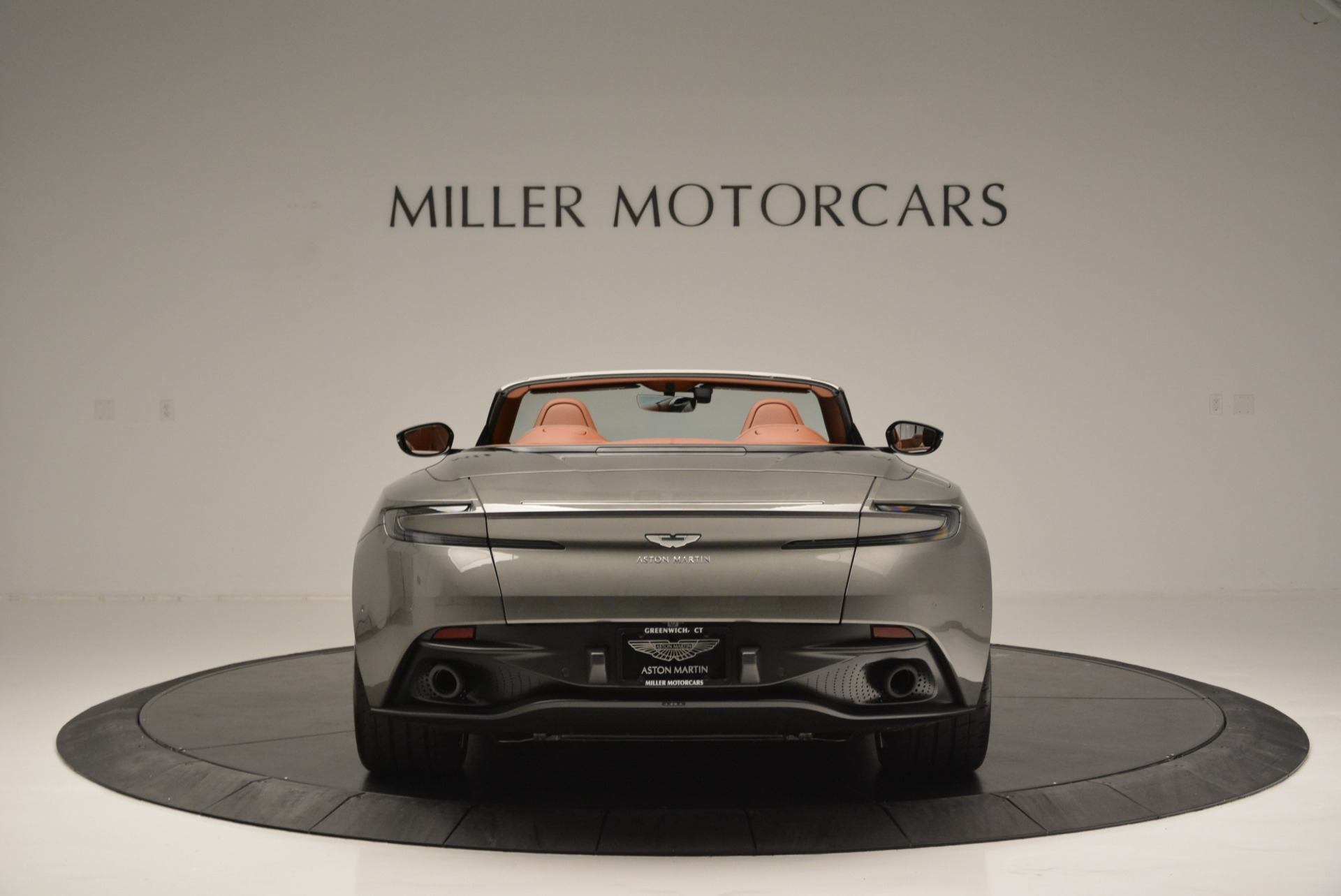 Used 2019 Aston Martin DB11 V8 Convertible For Sale In Greenwich, CT 2779_p6