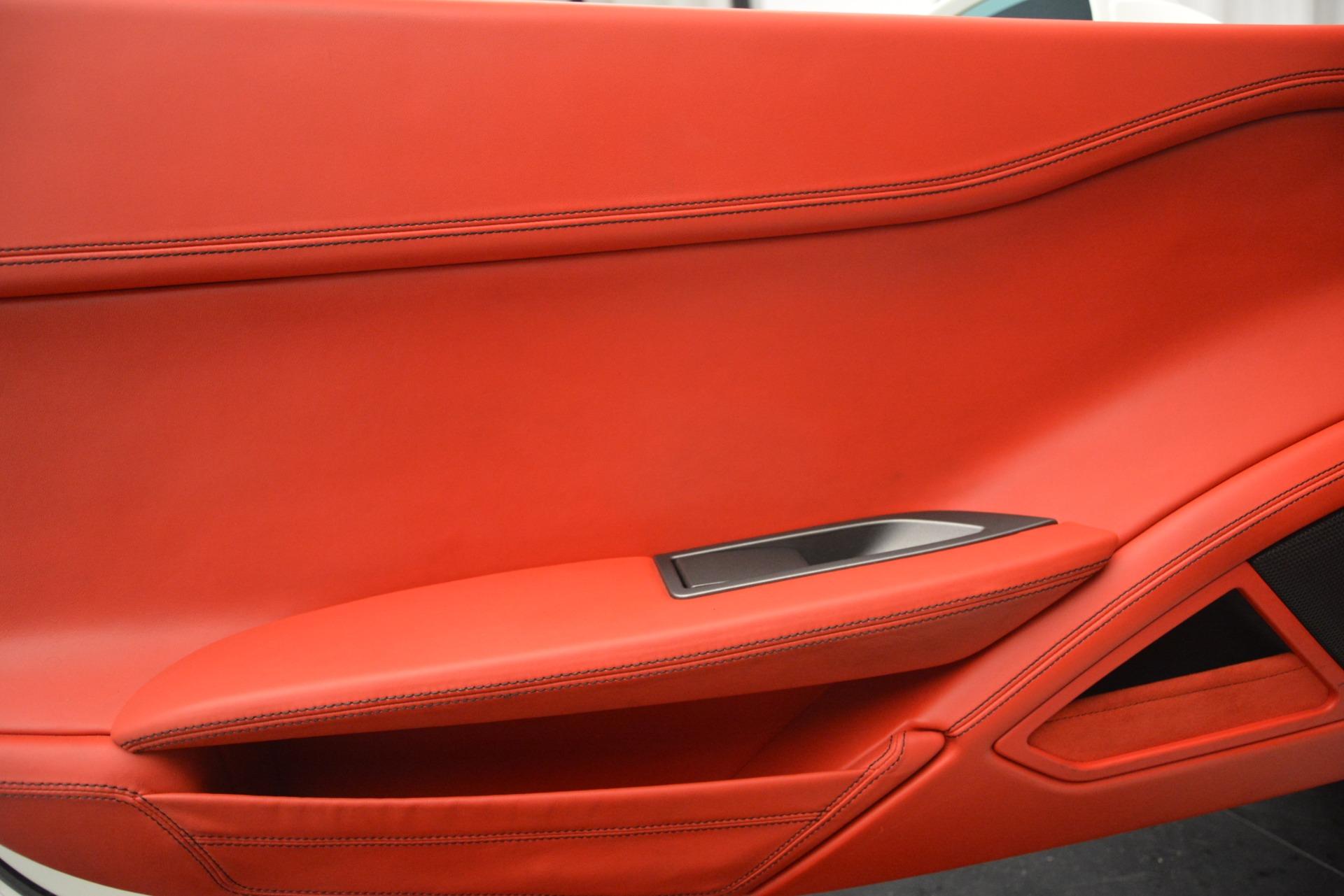 Used 2012 Ferrari 458 Italia  For Sale In Greenwich, CT 2781_p16