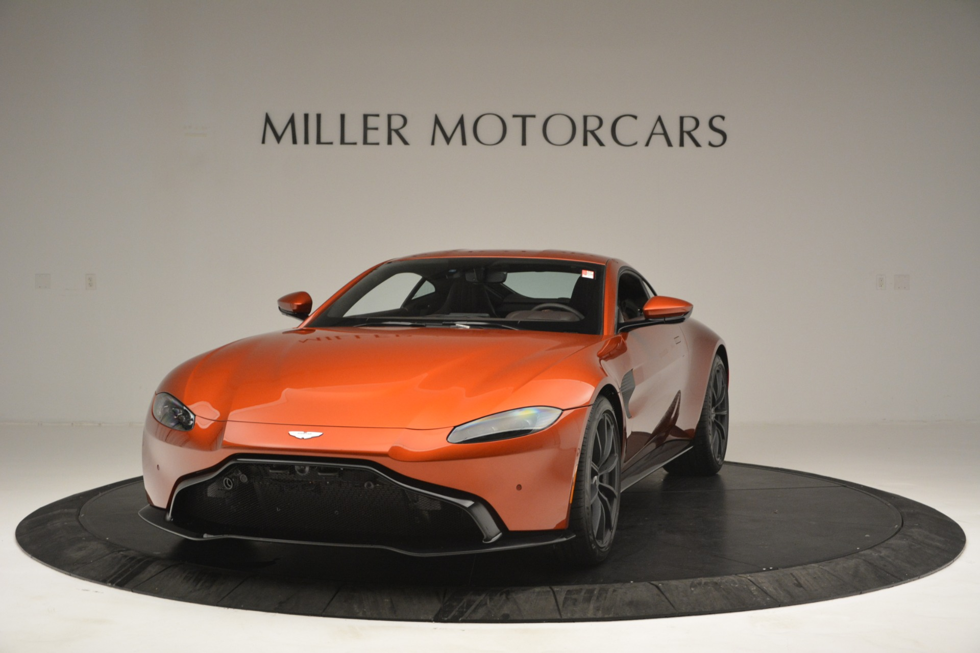 Used 2019 Aston Martin Vantage Coupe For Sale In Greenwich, CT 2784_main