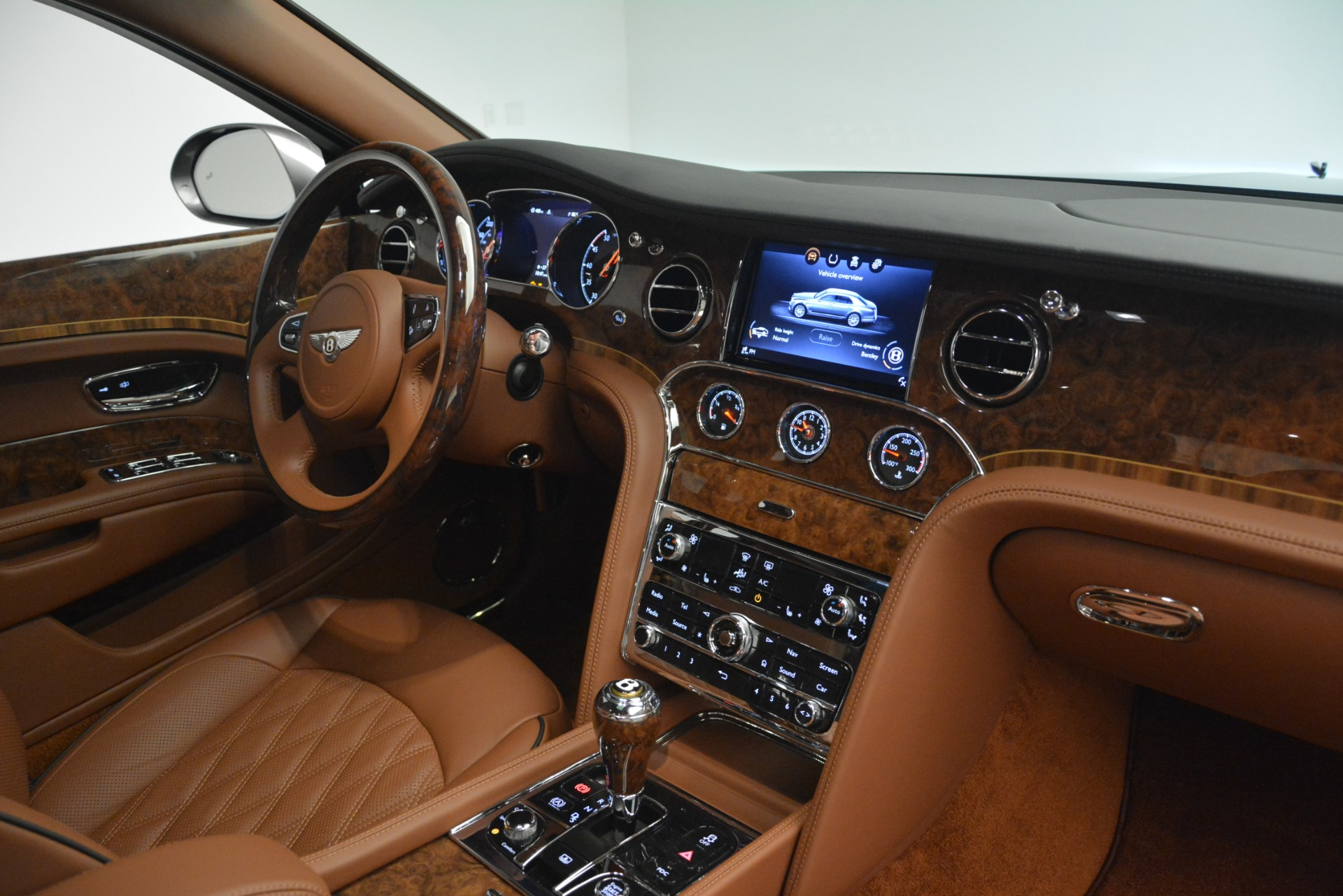 New 2019 Bentley Mulsanne Speed For Sale In Greenwich, CT 2786_p18