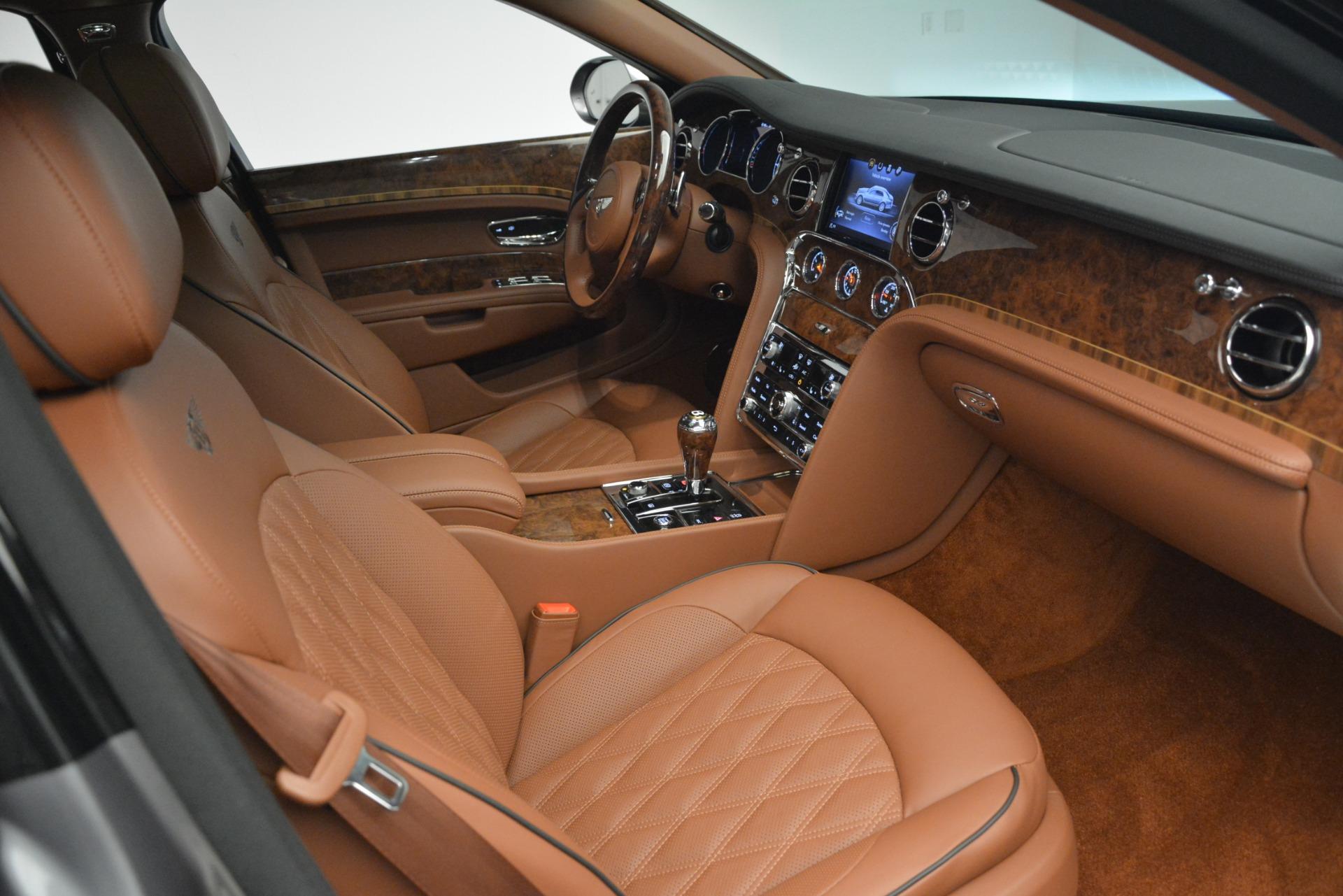New 2019 Bentley Mulsanne Speed For Sale In Greenwich, CT 2786_p19