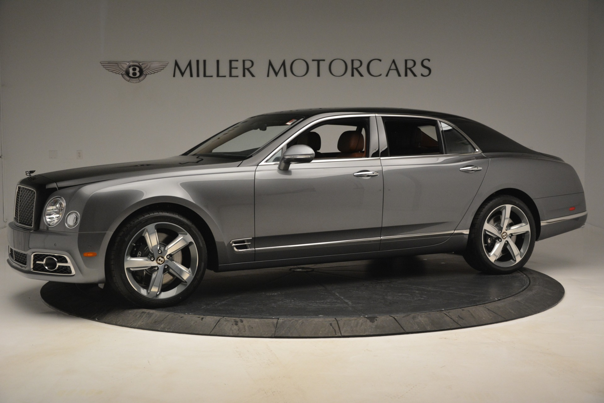 New 2019 Bentley Mulsanne Speed For Sale In Greenwich, CT 2786_p2