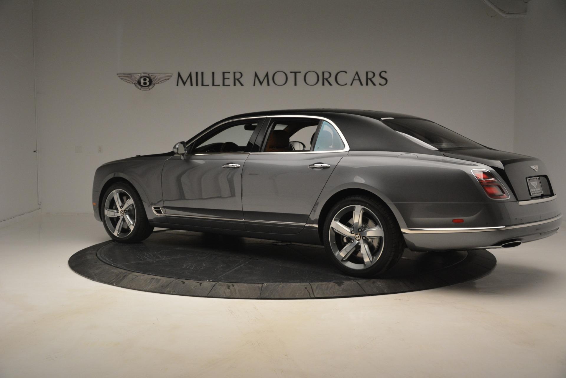 New 2019 Bentley Mulsanne Speed For Sale In Greenwich, CT 2786_p4