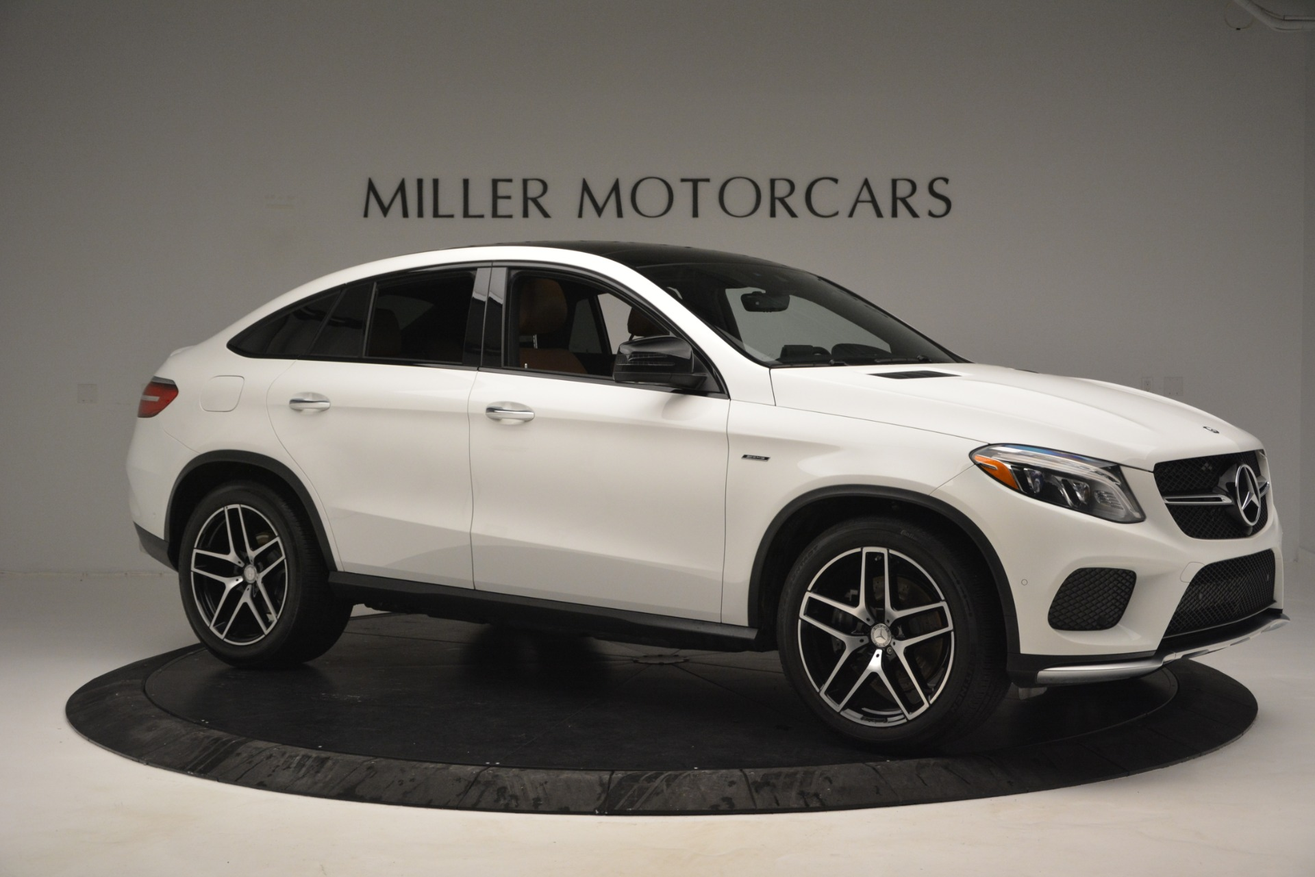 Used 2016 Mercedes-Benz GLE 450 AMG Coupe 4MATIC For Sale In Greenwich, CT 2787_p10