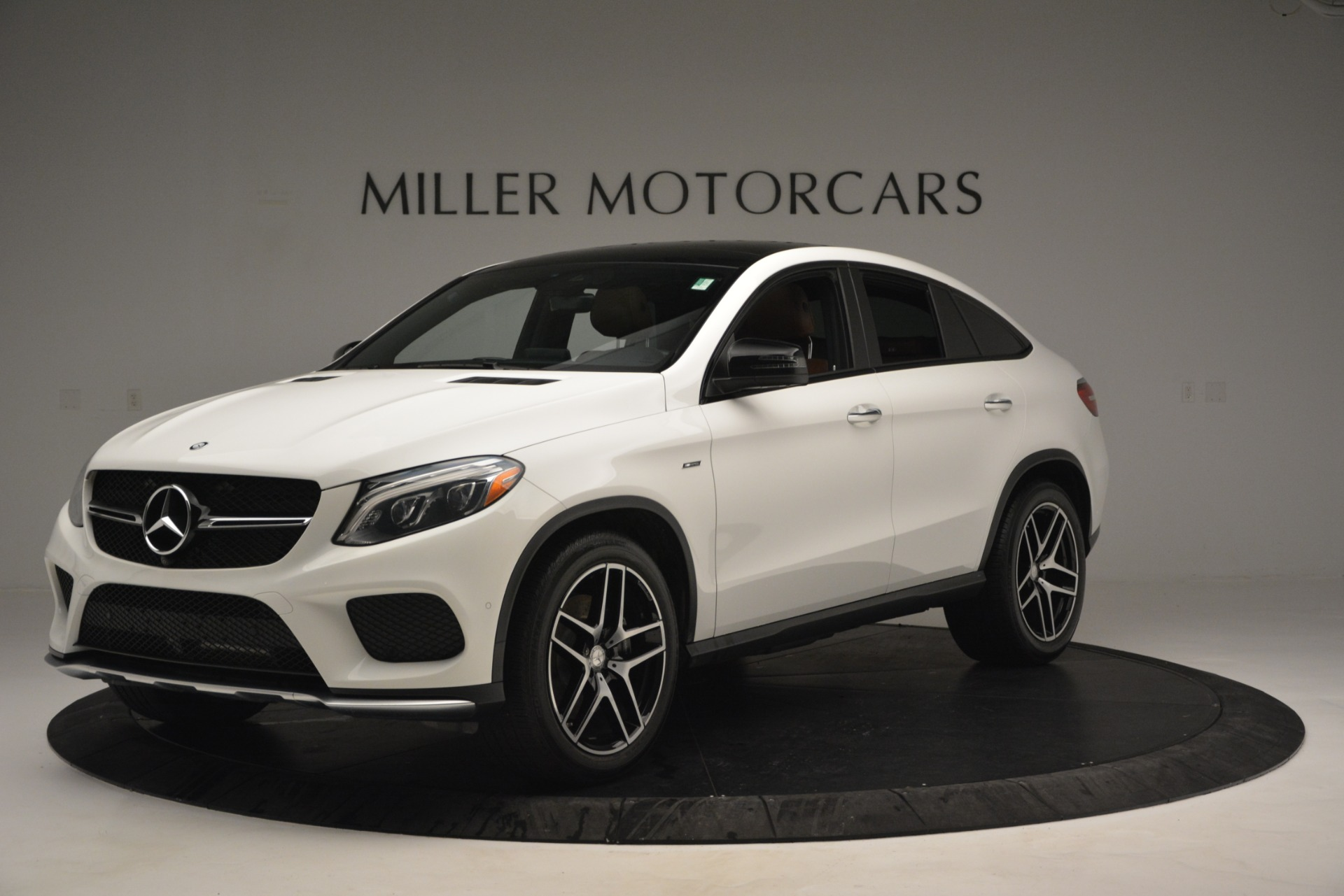 Used 2016 Mercedes-Benz GLE 450 AMG Coupe 4MATIC For Sale In Greenwich, CT 2787_p2