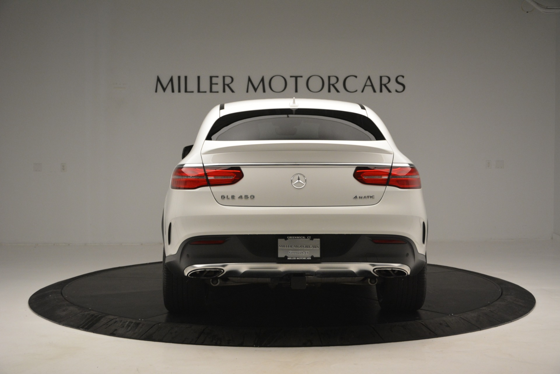Used 2016 Mercedes-Benz GLE 450 AMG Coupe 4MATIC For Sale In Greenwich, CT 2787_p6