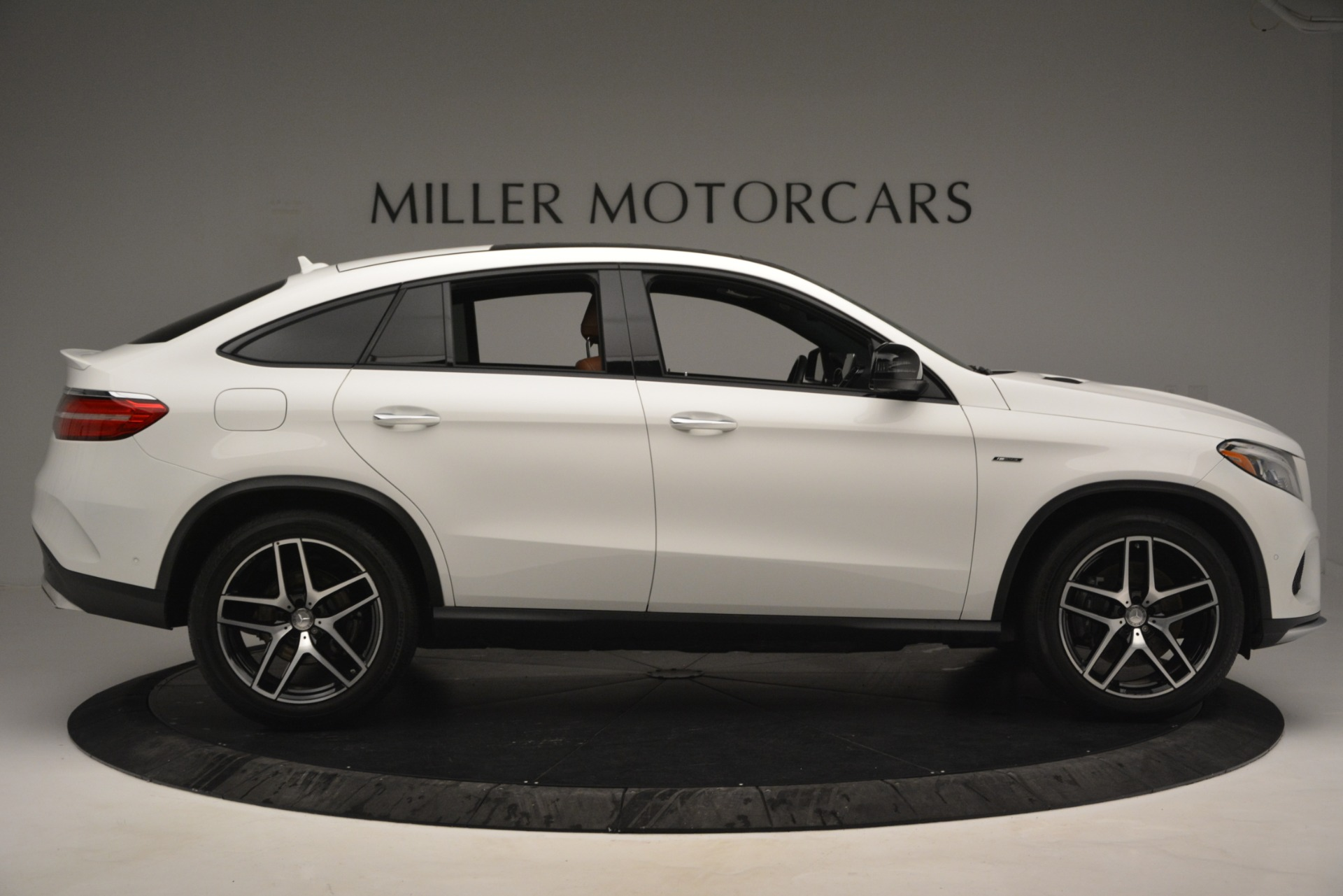 Used 2016 Mercedes-Benz GLE 450 AMG Coupe 4MATIC For Sale In Greenwich, CT 2787_p9