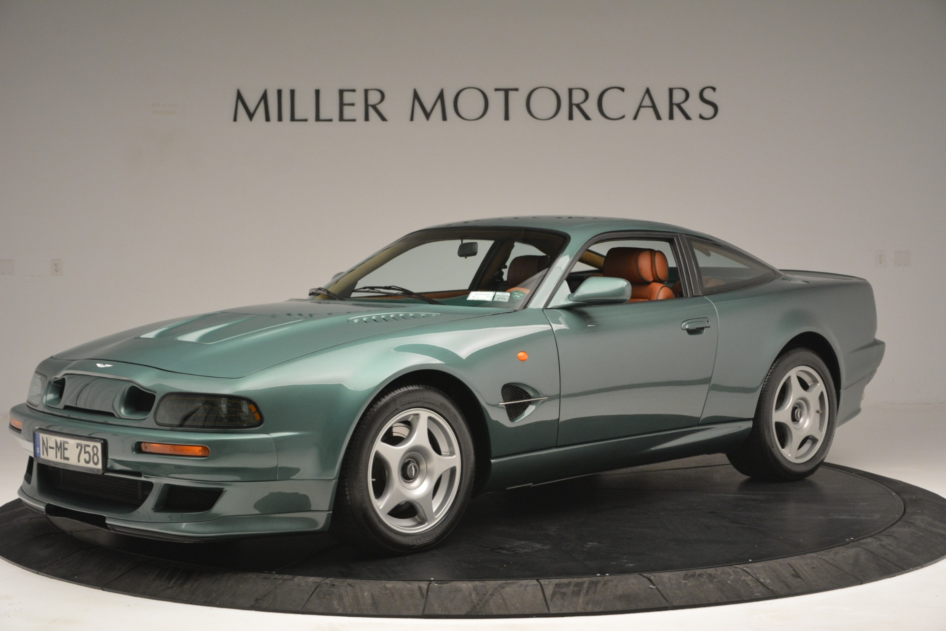 Used 1999 Aston Martin V8 Vantage Le Mans V600 Coupe For Sale In Greenwich, CT