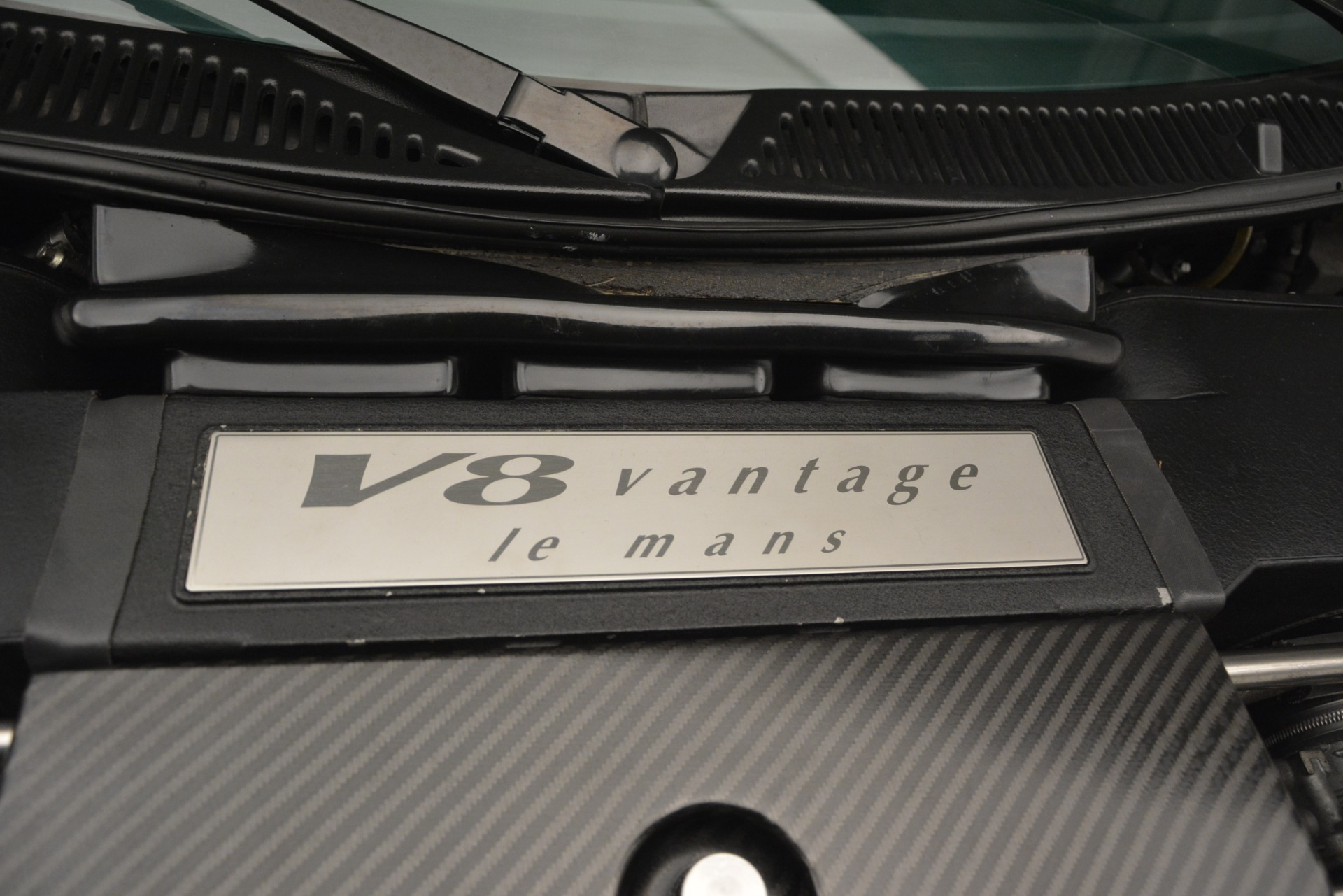 Used 1999 Aston Martin V8 Vantage Le Mans V600 Coupe For Sale In Greenwich, CT 2789_p33