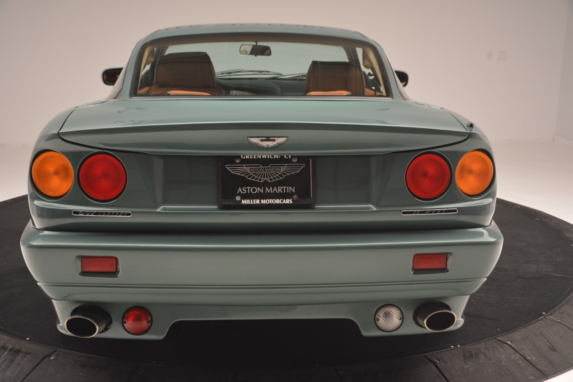 Used 1999 Aston Martin V8 Vantage Le Mans V600 Coupe For Sale In Greenwich, CT 2789_p42
