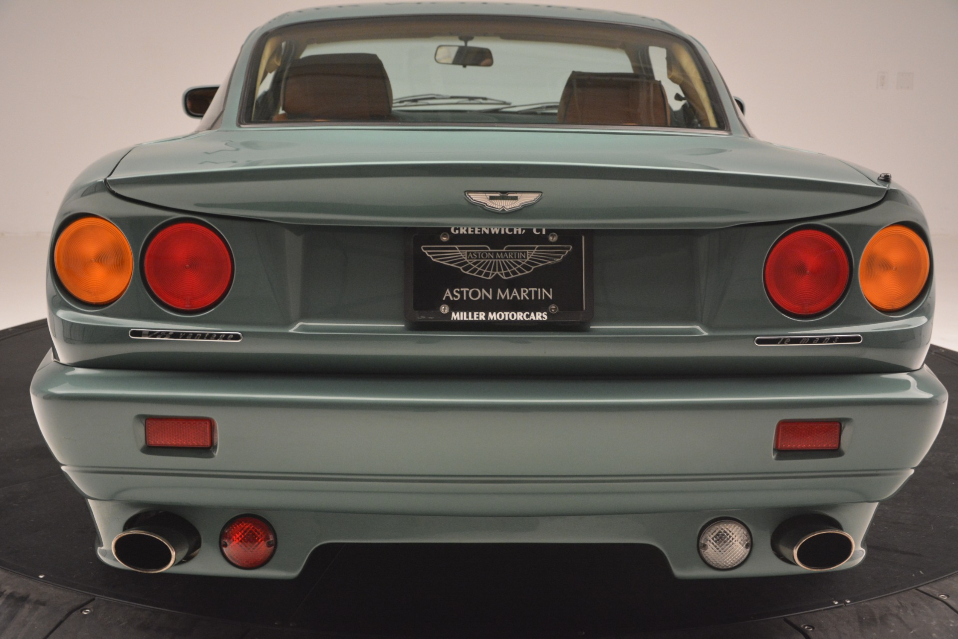 Used 1999 Aston Martin V8 Vantage Le Mans V600 Coupe For Sale In Greenwich, CT 2789_p43