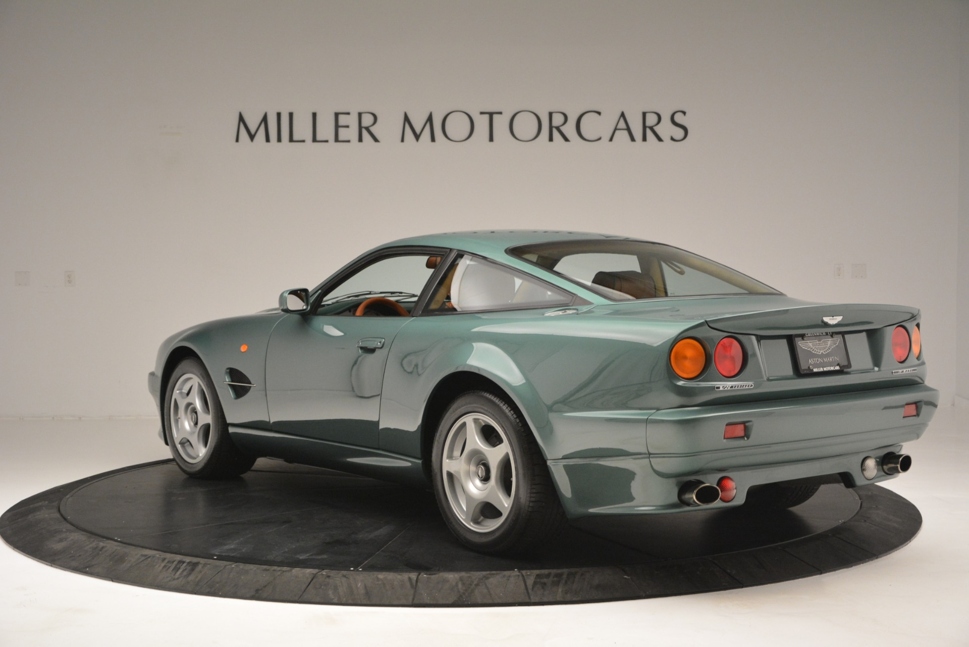 Used 1999 Aston Martin V8 Vantage Le Mans V600 Coupe For Sale In Greenwich, CT 2789_p6