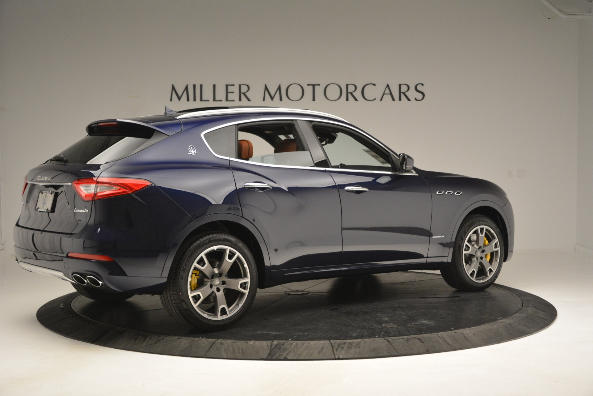 New 2019 Maserati Levante S Q4 GranLusso For Sale In Greenwich, CT 2791_p10