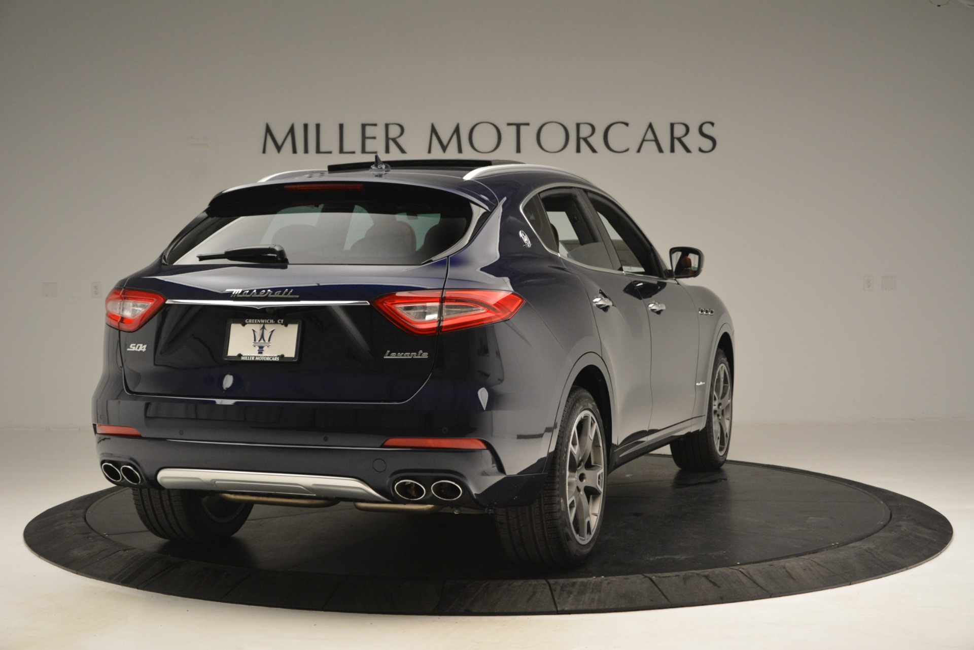 New 2019 Maserati Levante S Q4 GranLusso For Sale In Greenwich, CT 2791_p11