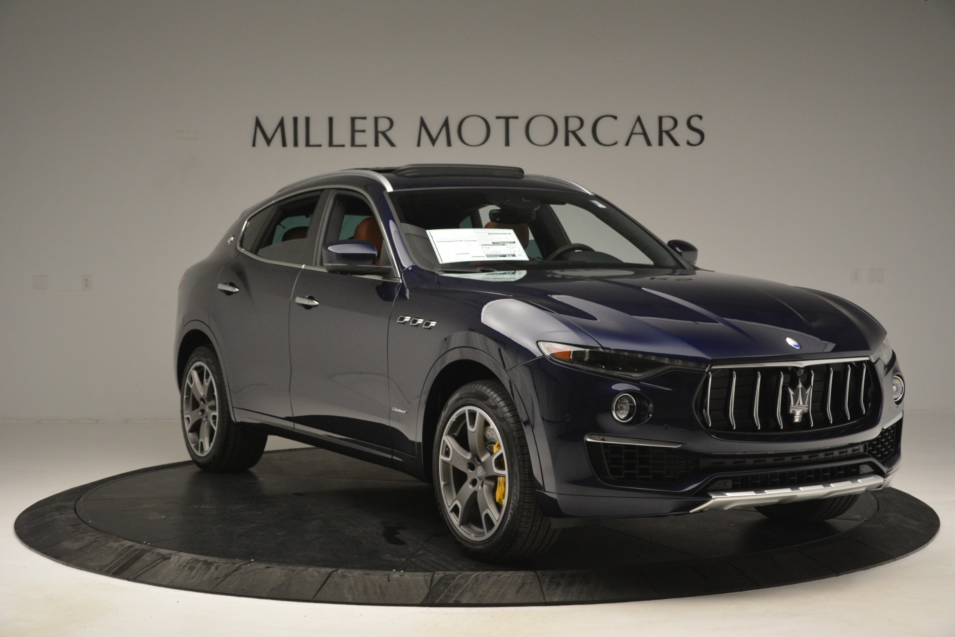 New 2019 Maserati Levante S Q4 GranLusso For Sale In Greenwich, CT 2791_p16