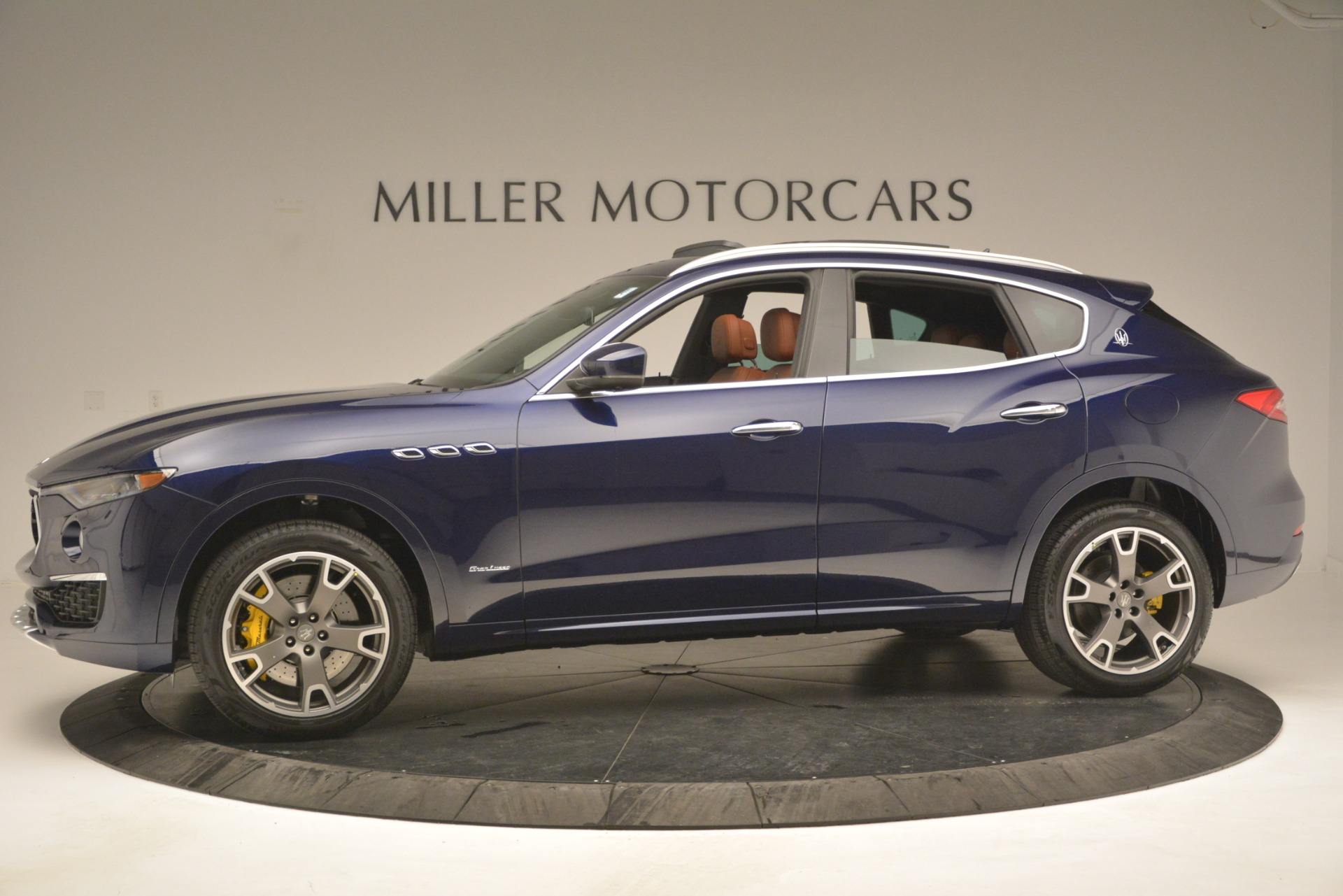 New 2019 Maserati Levante S Q4 GranLusso For Sale In Greenwich, CT 2791_p3