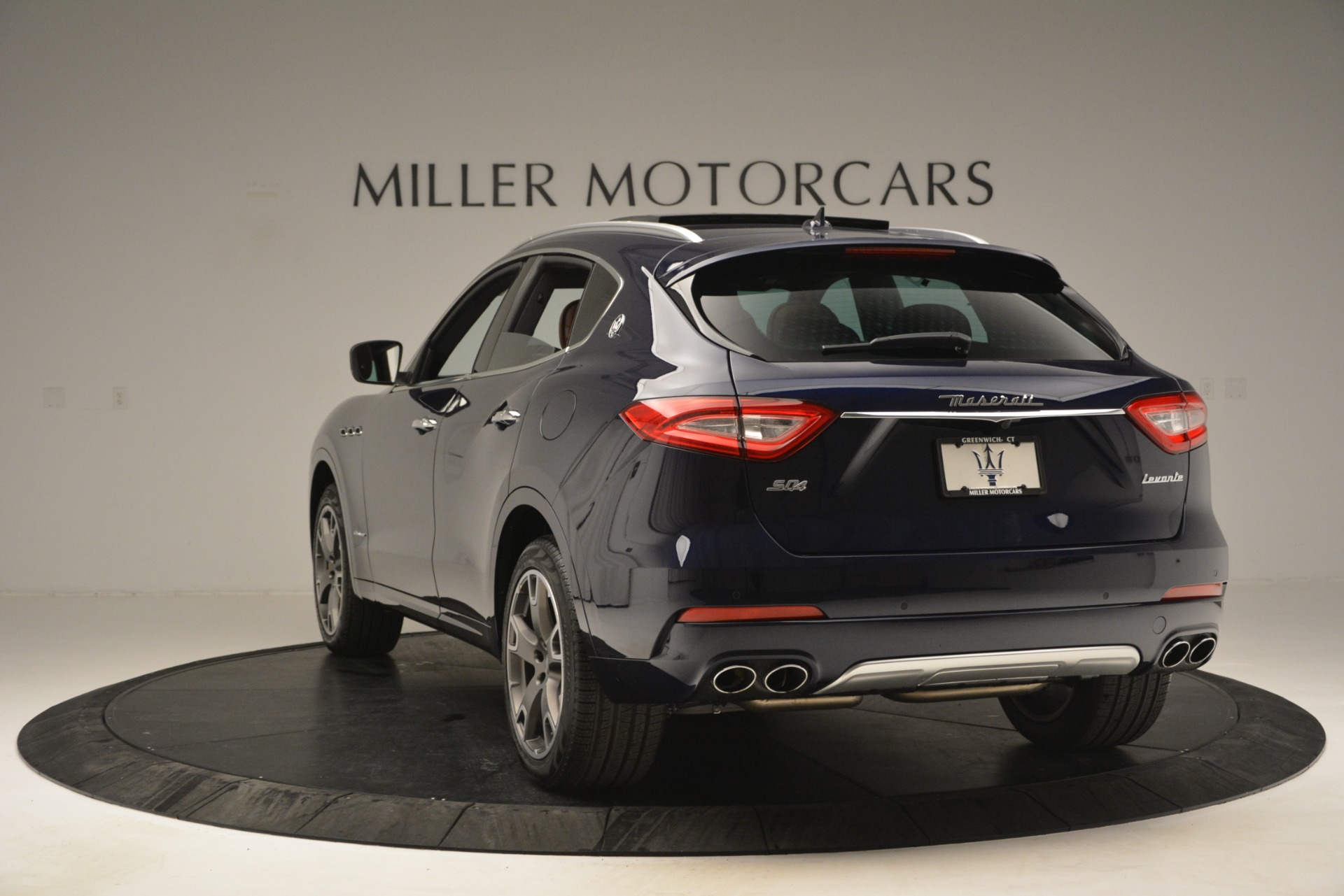 New 2019 Maserati Levante S Q4 GranLusso For Sale In Greenwich, CT 2791_p7
