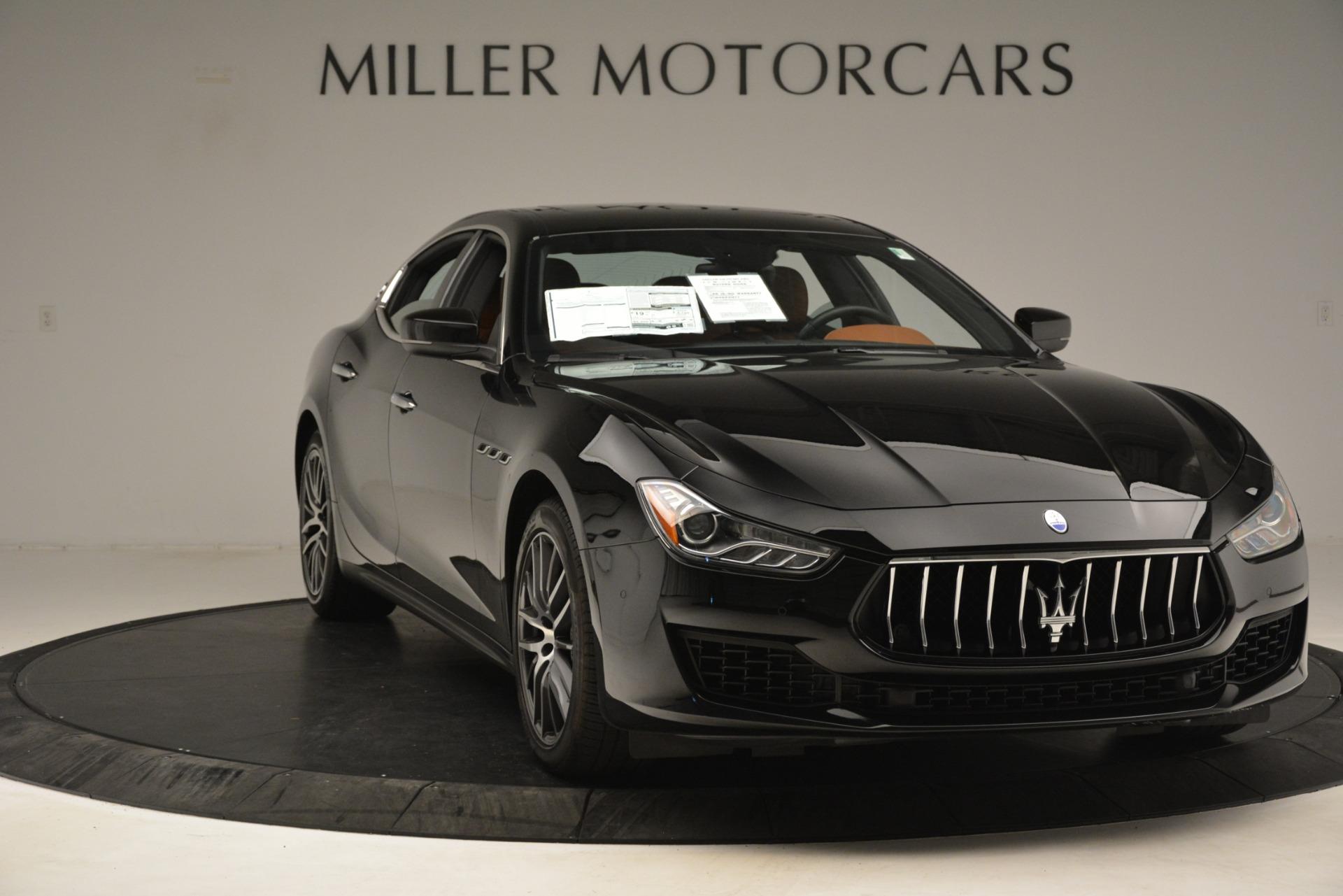 New 2019 Maserati Ghibli S Q4 For Sale In Greenwich, CT 2792_p11
