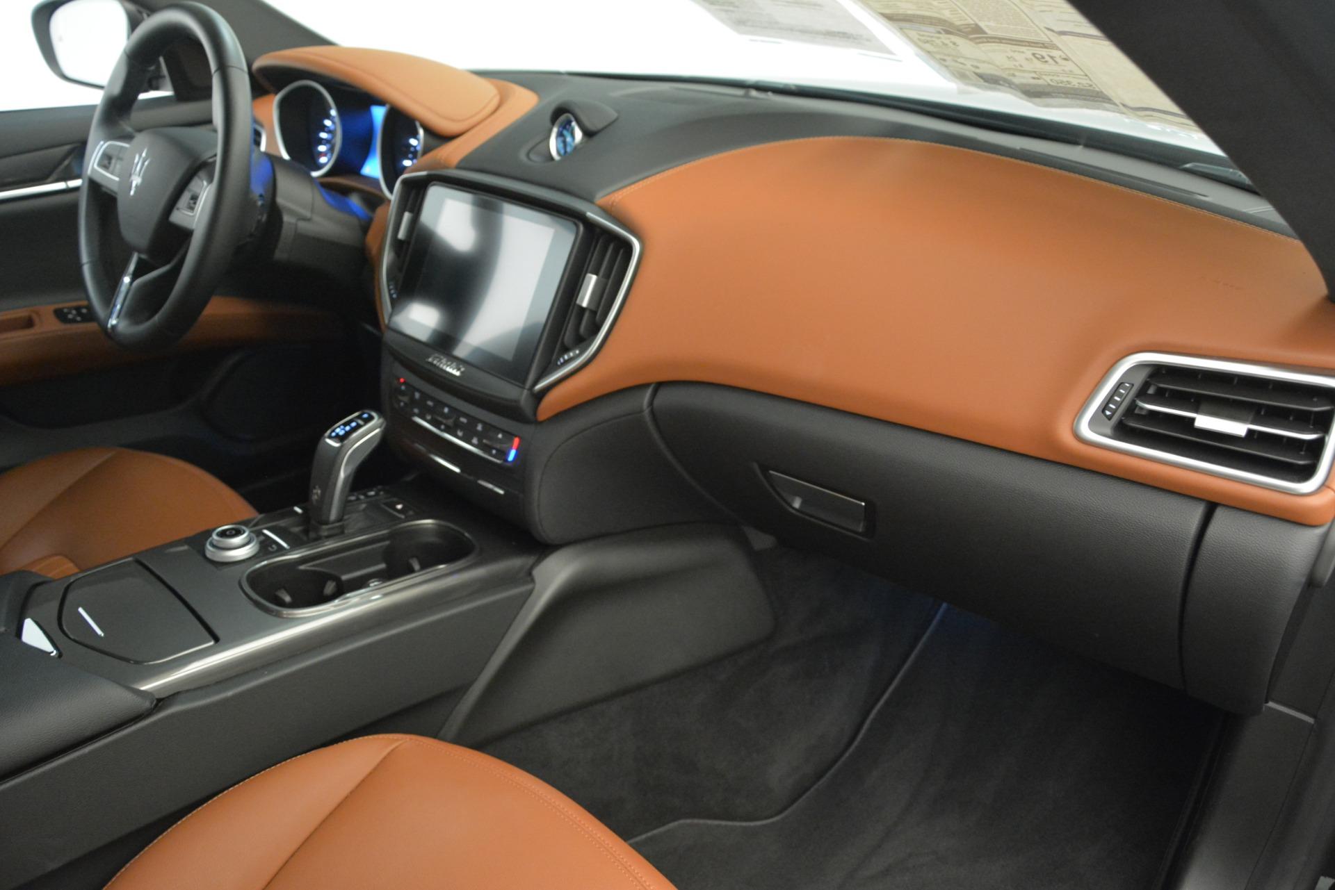 New 2019 Maserati Ghibli S Q4 For Sale In Greenwich, CT 2792_p17