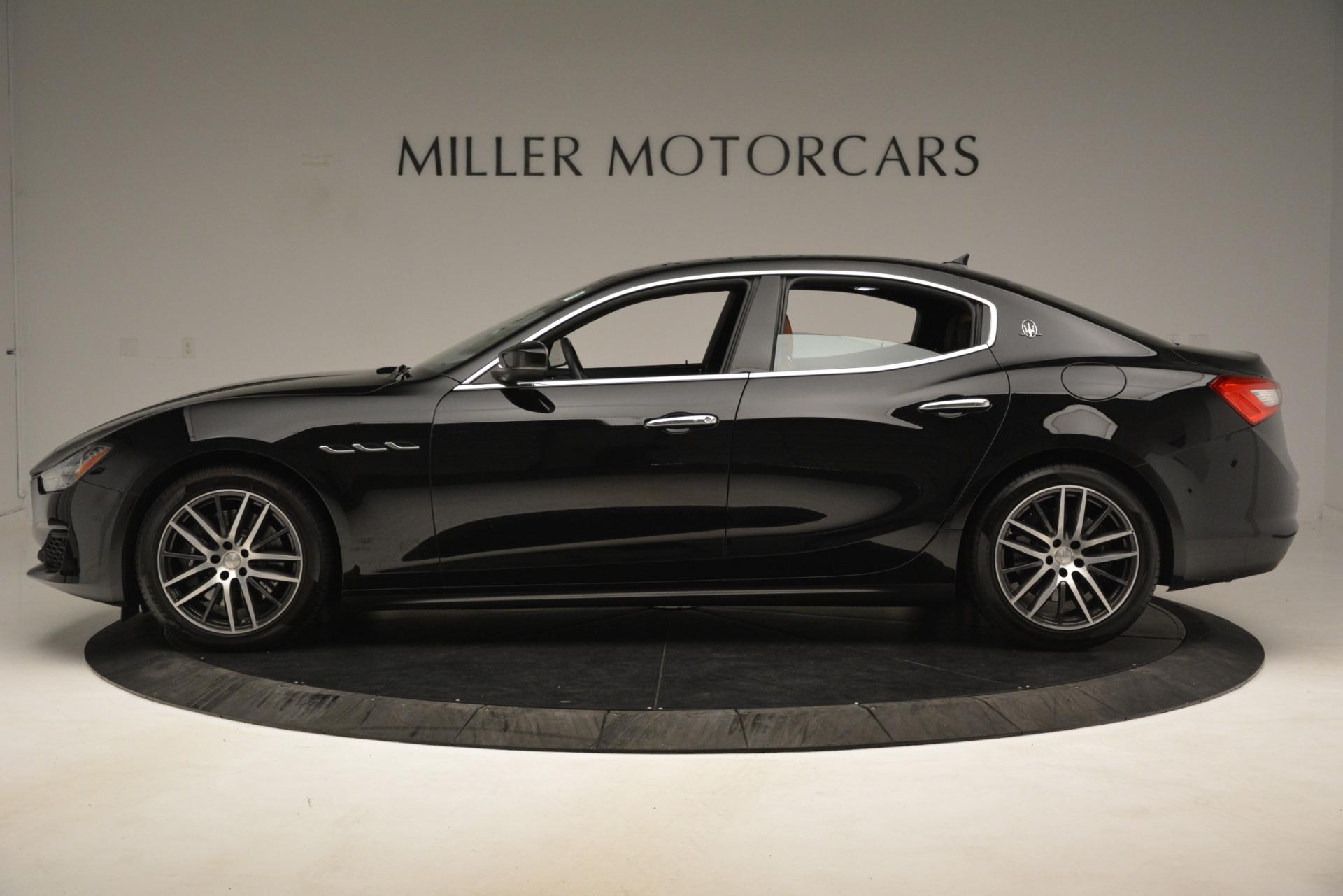 New 2019 Maserati Ghibli S Q4 For Sale In Greenwich, CT 2793_p3