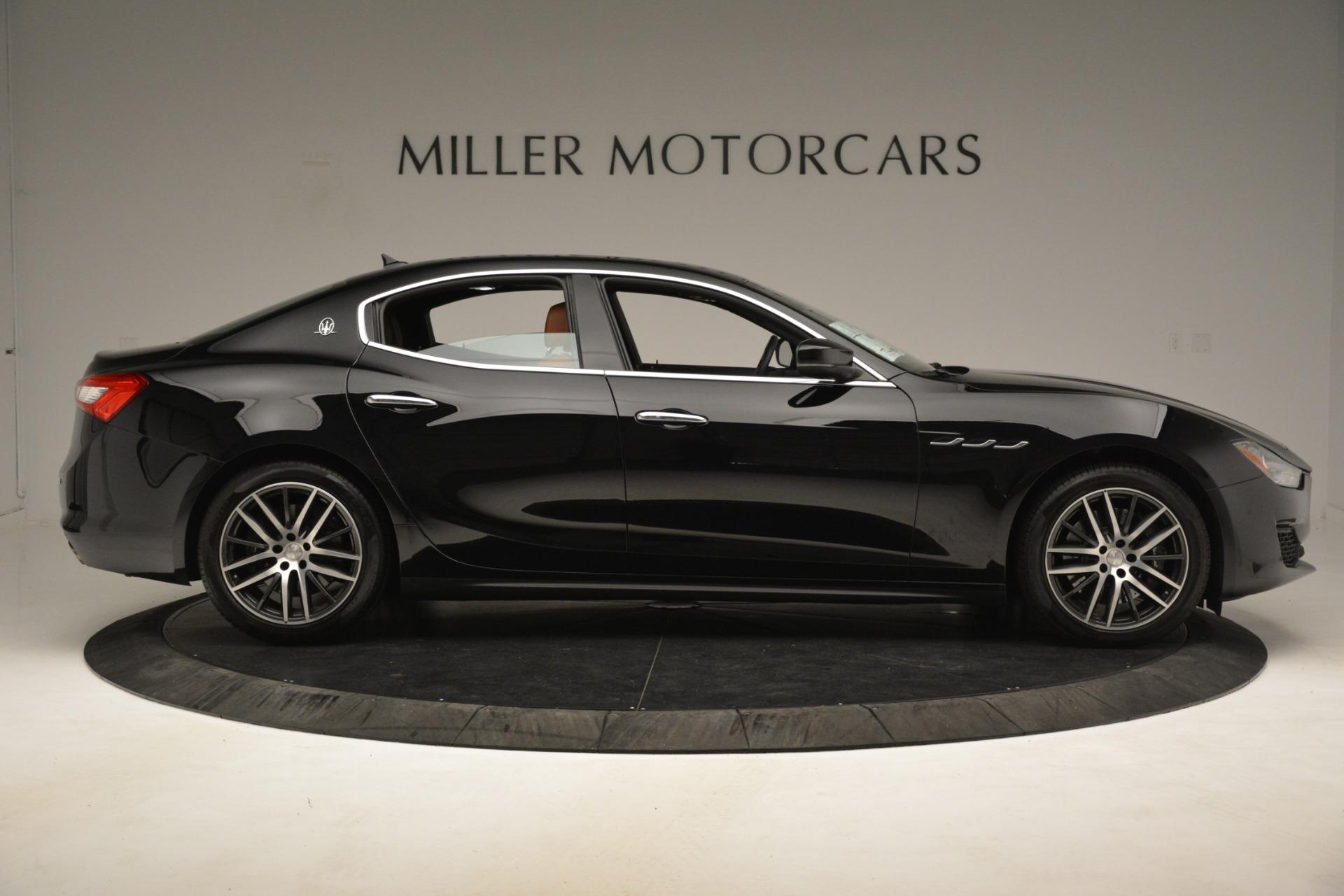 New 2019 Maserati Ghibli S Q4 For Sale In Greenwich, CT 2793_p9