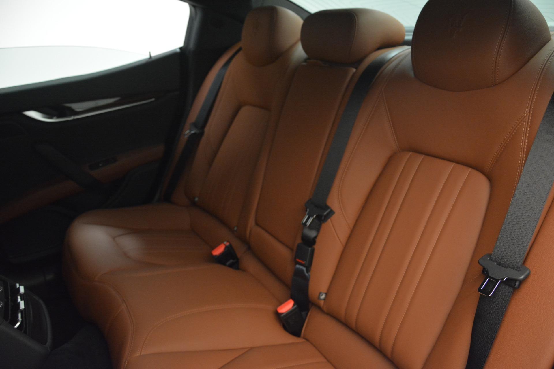 New 2019 Maserati Ghibli S Q4 For Sale In Greenwich, CT 2794_p20