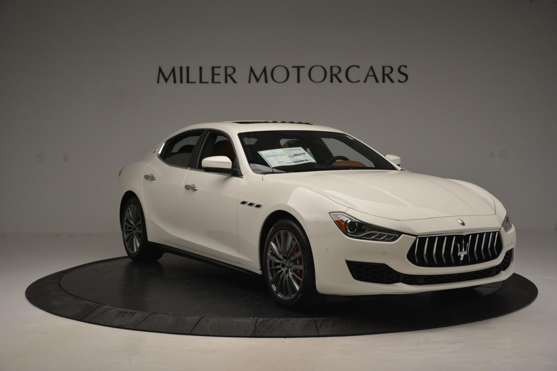 New 2019 Maserati Ghibli S Q4 For Sale In Greenwich, CT 2795_p14
