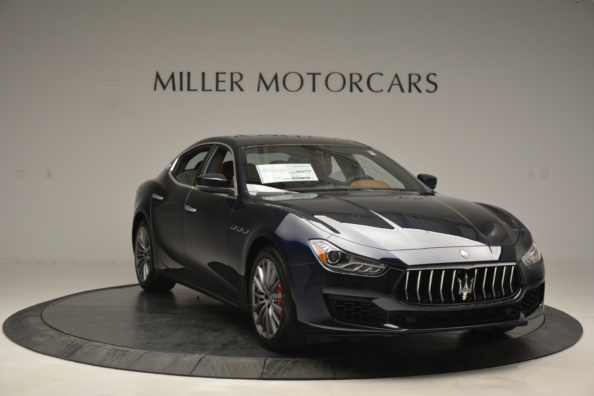 New 2019 Maserati Ghibli S Q4 For Sale In Greenwich, CT 2796_p11