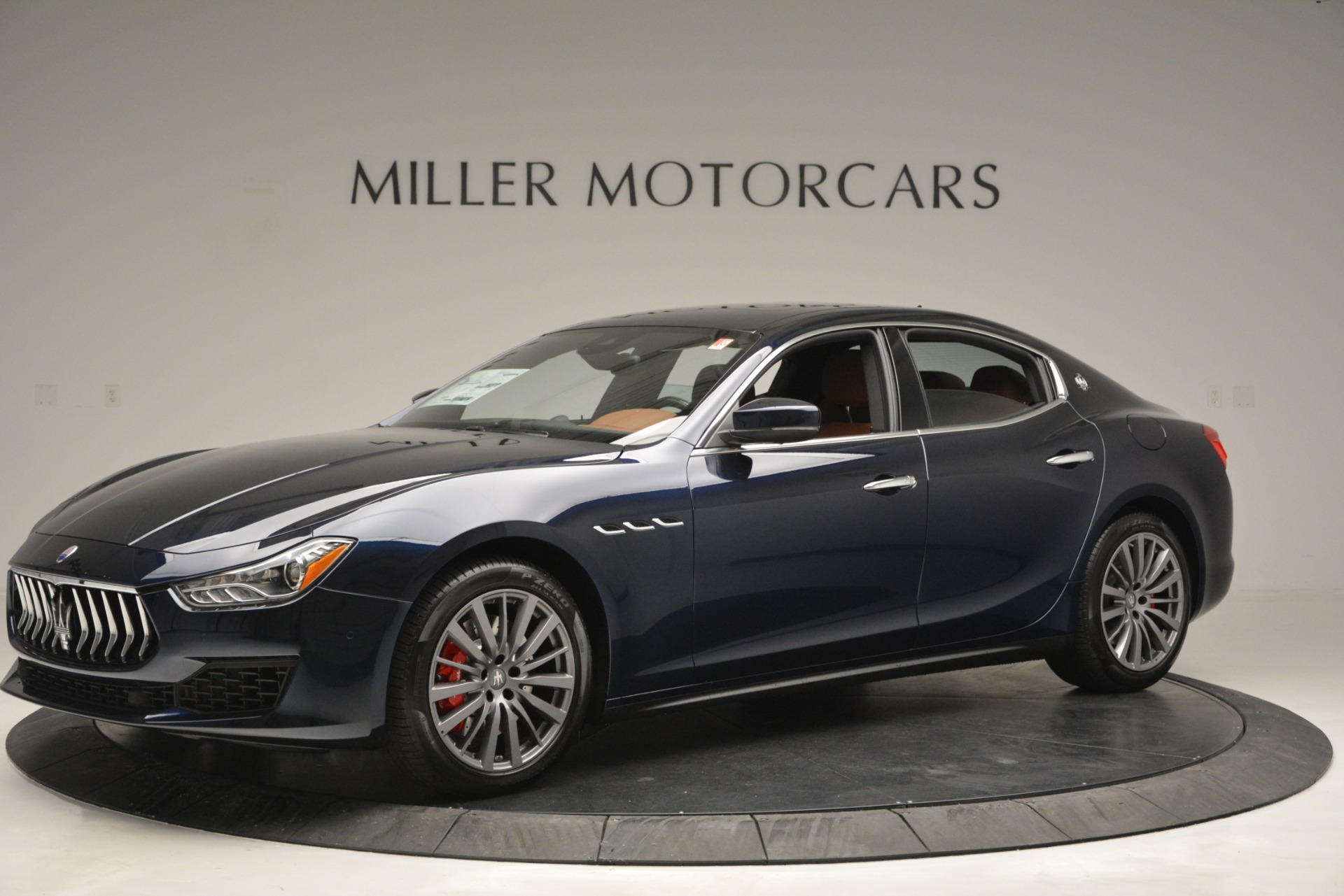 New 2019 Maserati Ghibli S Q4 For Sale In Greenwich, CT 2796_p2